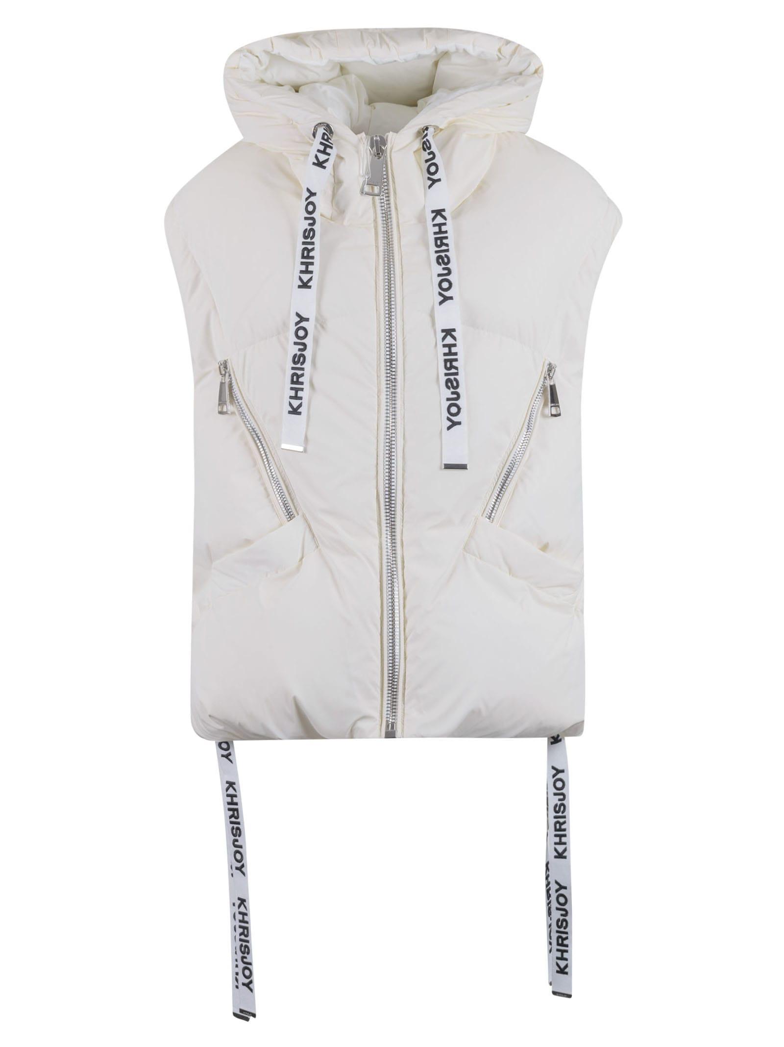 Khrisjoy Kh Hooded Vest