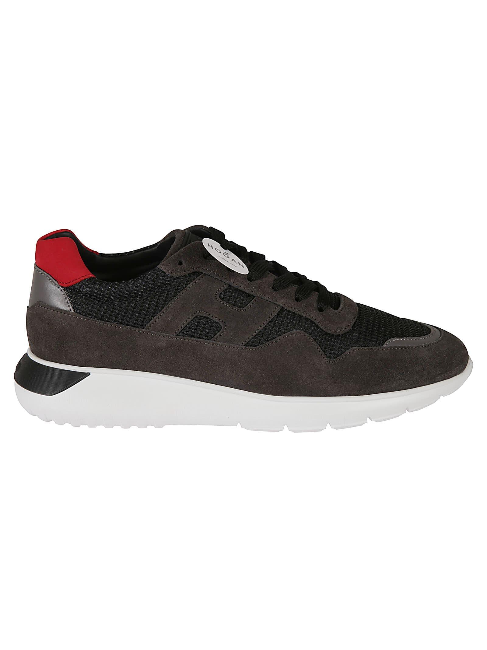 Hogan Cube Sneakers In Brown/black | ModeSens