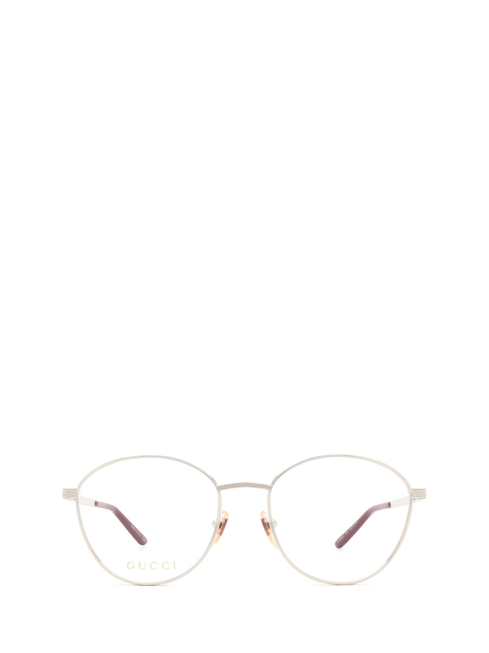 Gucci Opticals GG0806O SILVER GLASSES