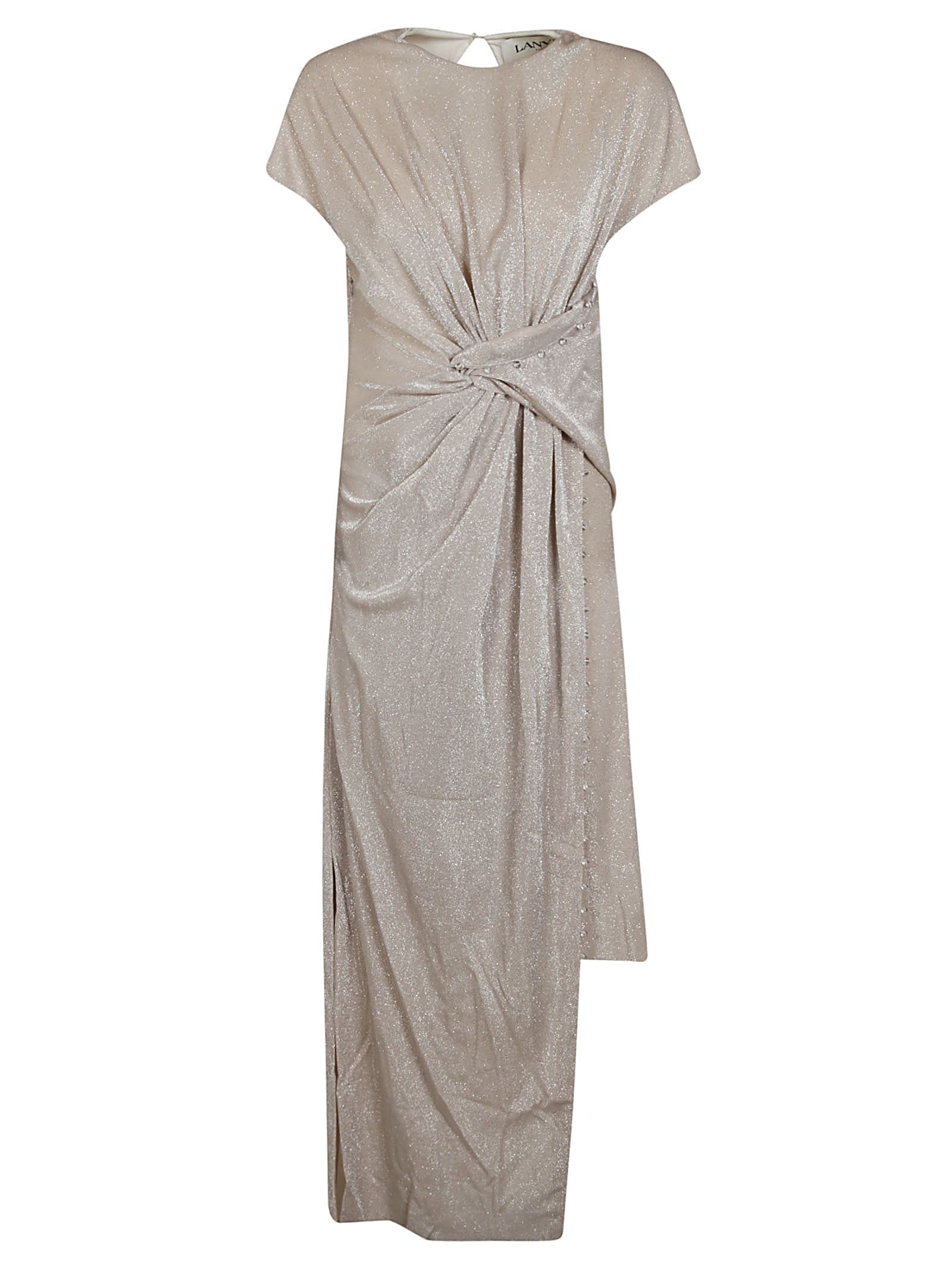 Buy Lanvin Twisted Dress online, shop Lanvin with free shipping