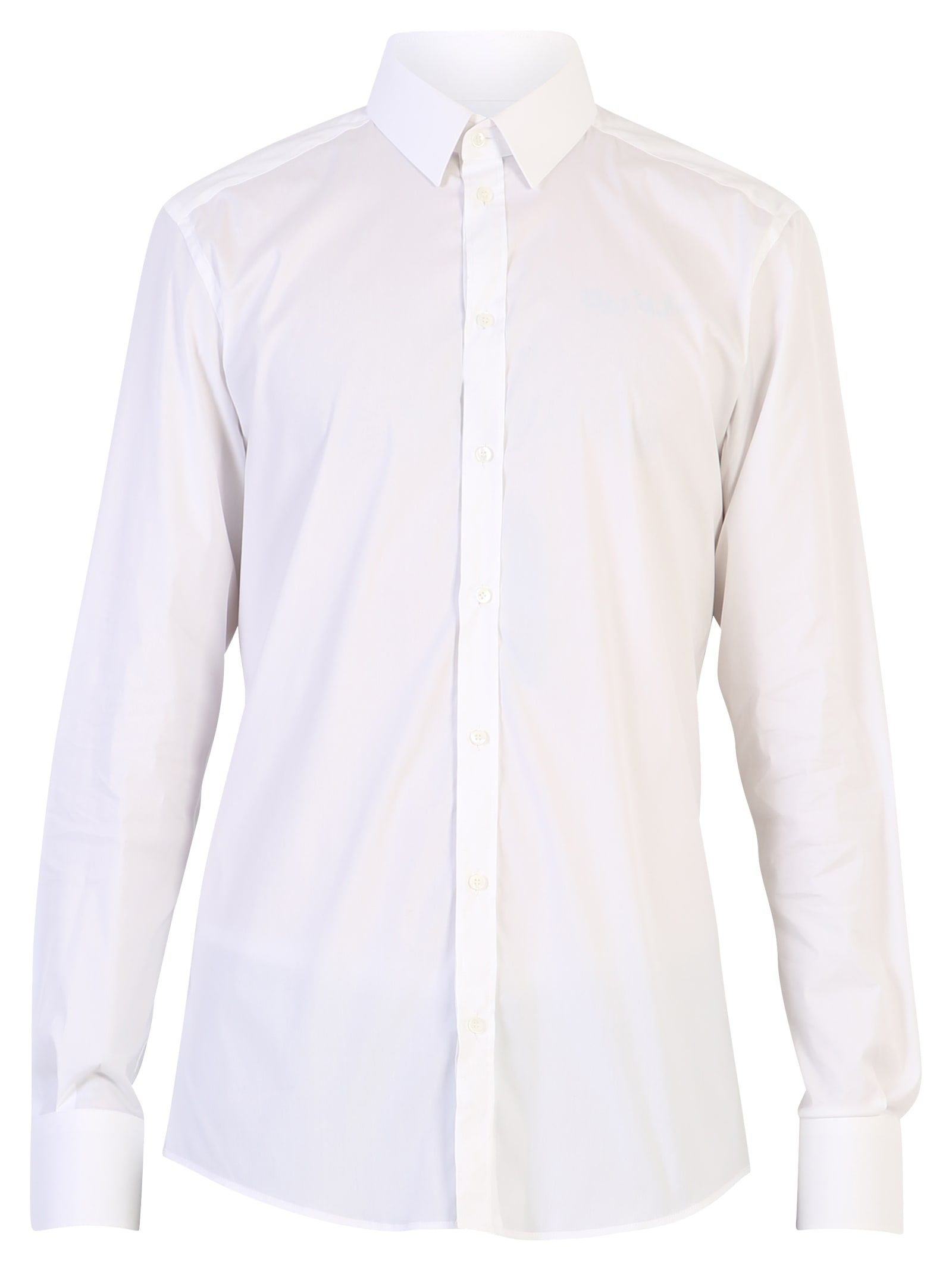 White Stretch Shirt