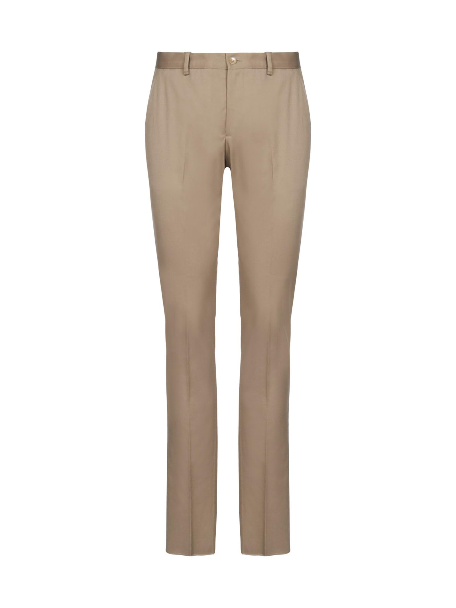 Etro Fondo 18 Cm Trousers