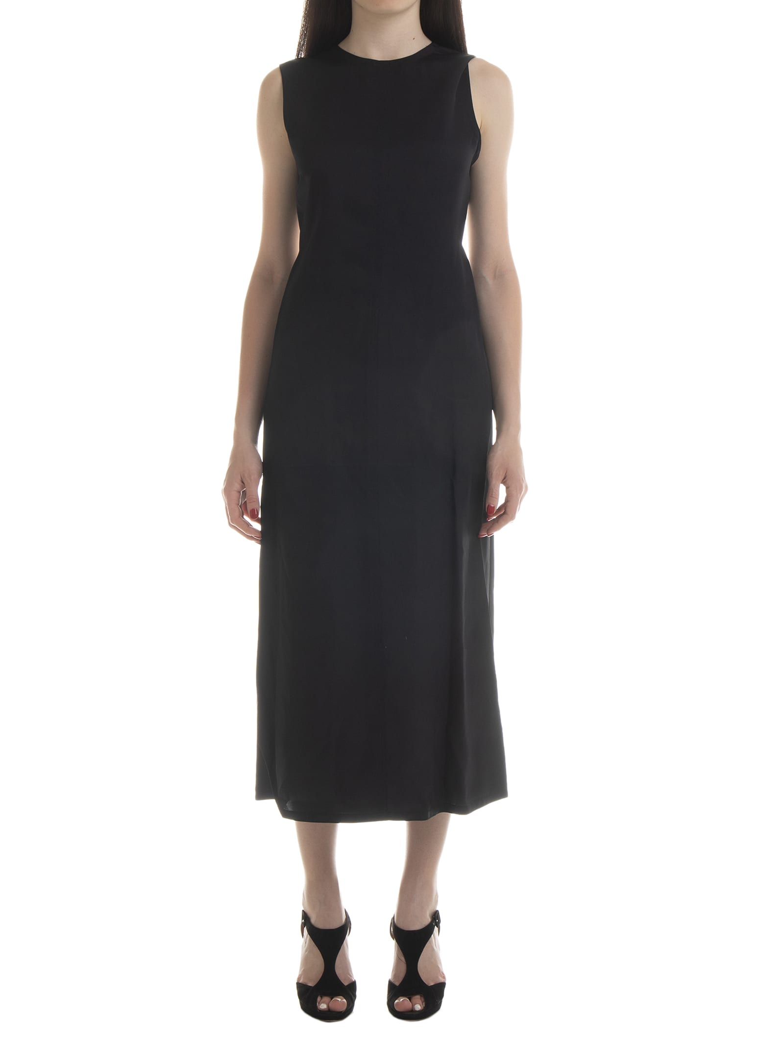 Helmut Lang Back Open Tank Full Dress
