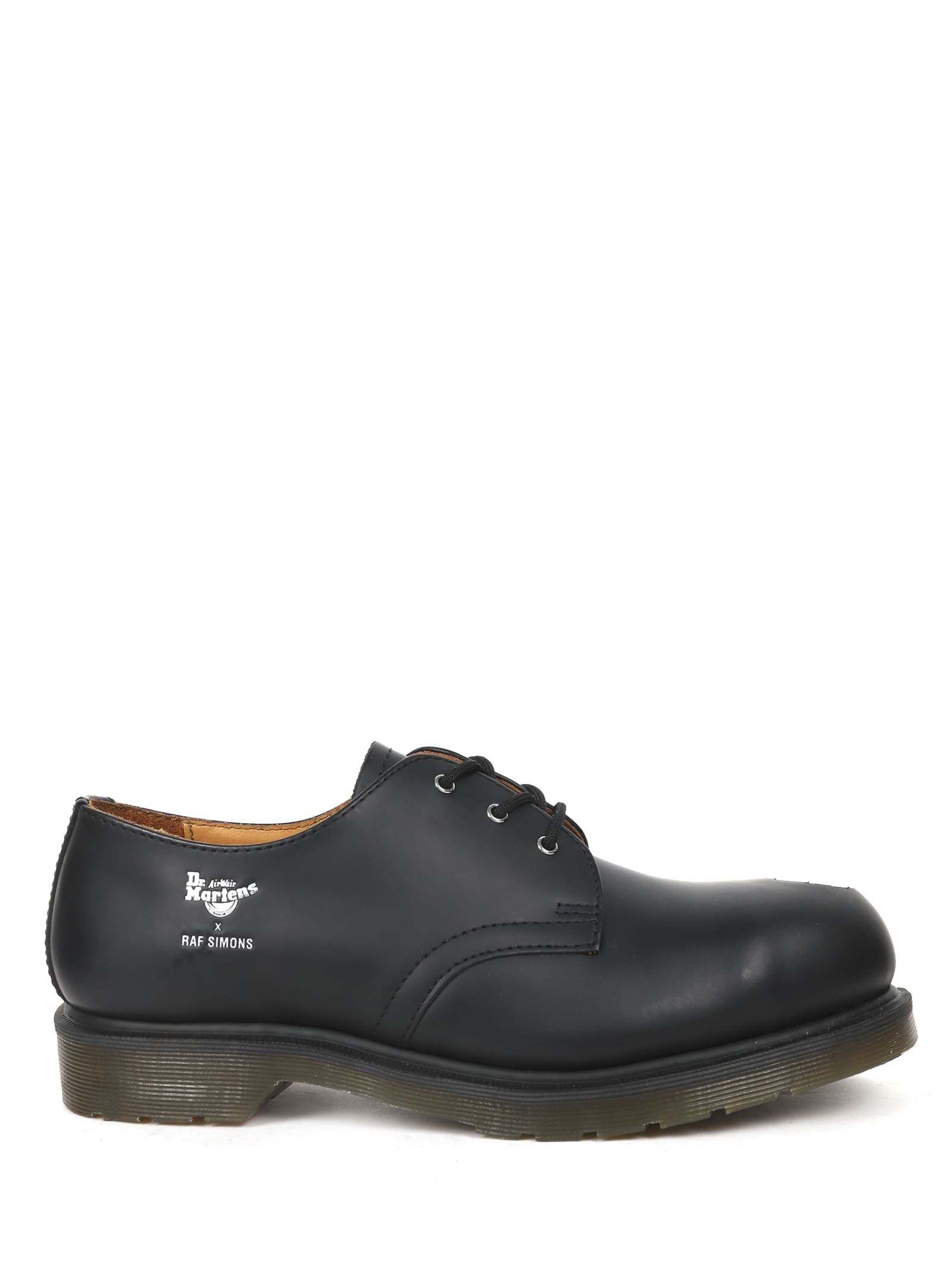 Raf Simons Shoes X DR. MARTENS BLACK SHOES
