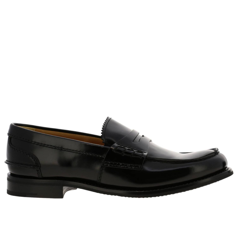 Churchs Loafers Shoes Women Churchs