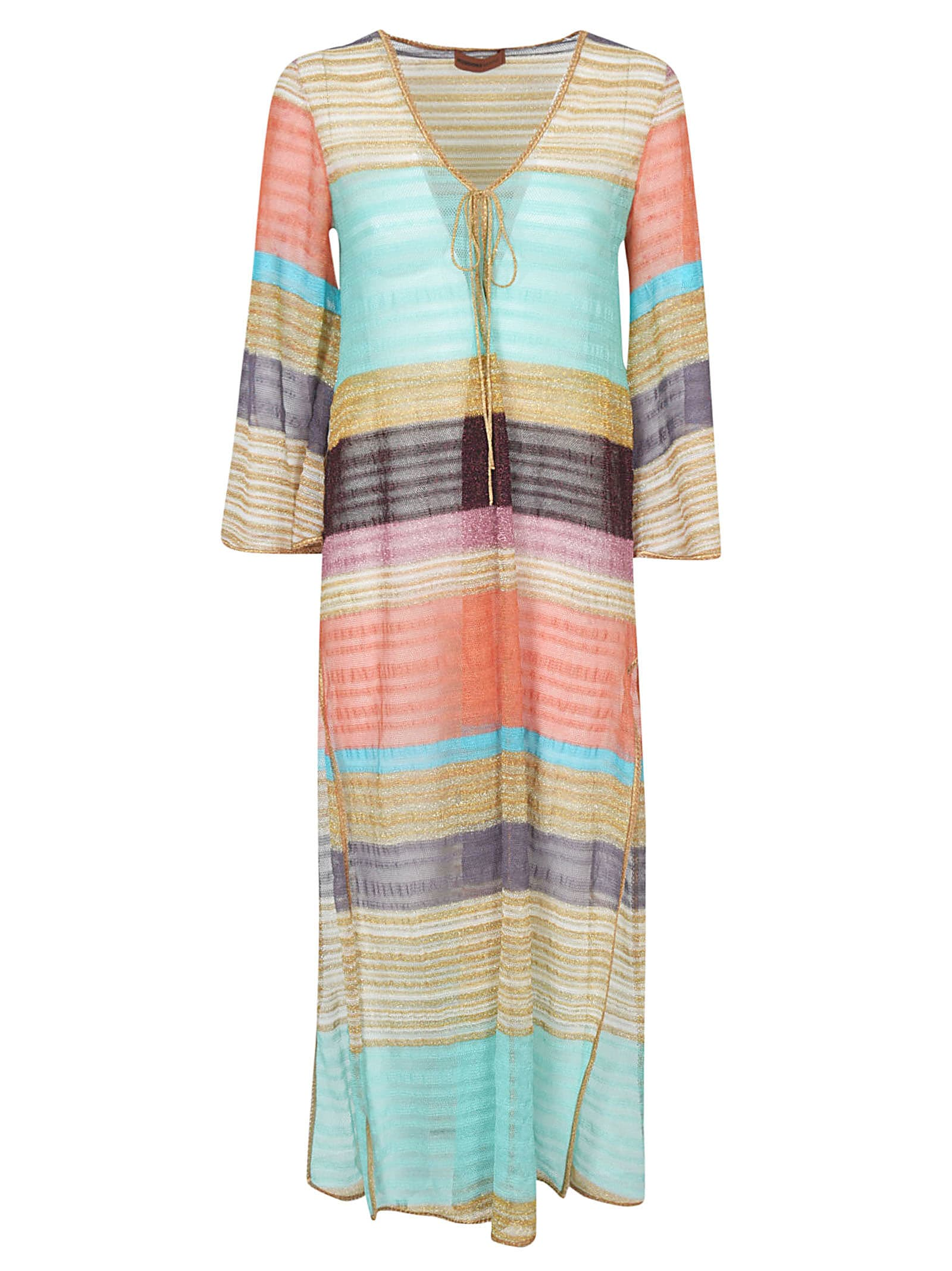 Buy Missoni Copricostume Maxi Dress online, shop Missoni with free shipping