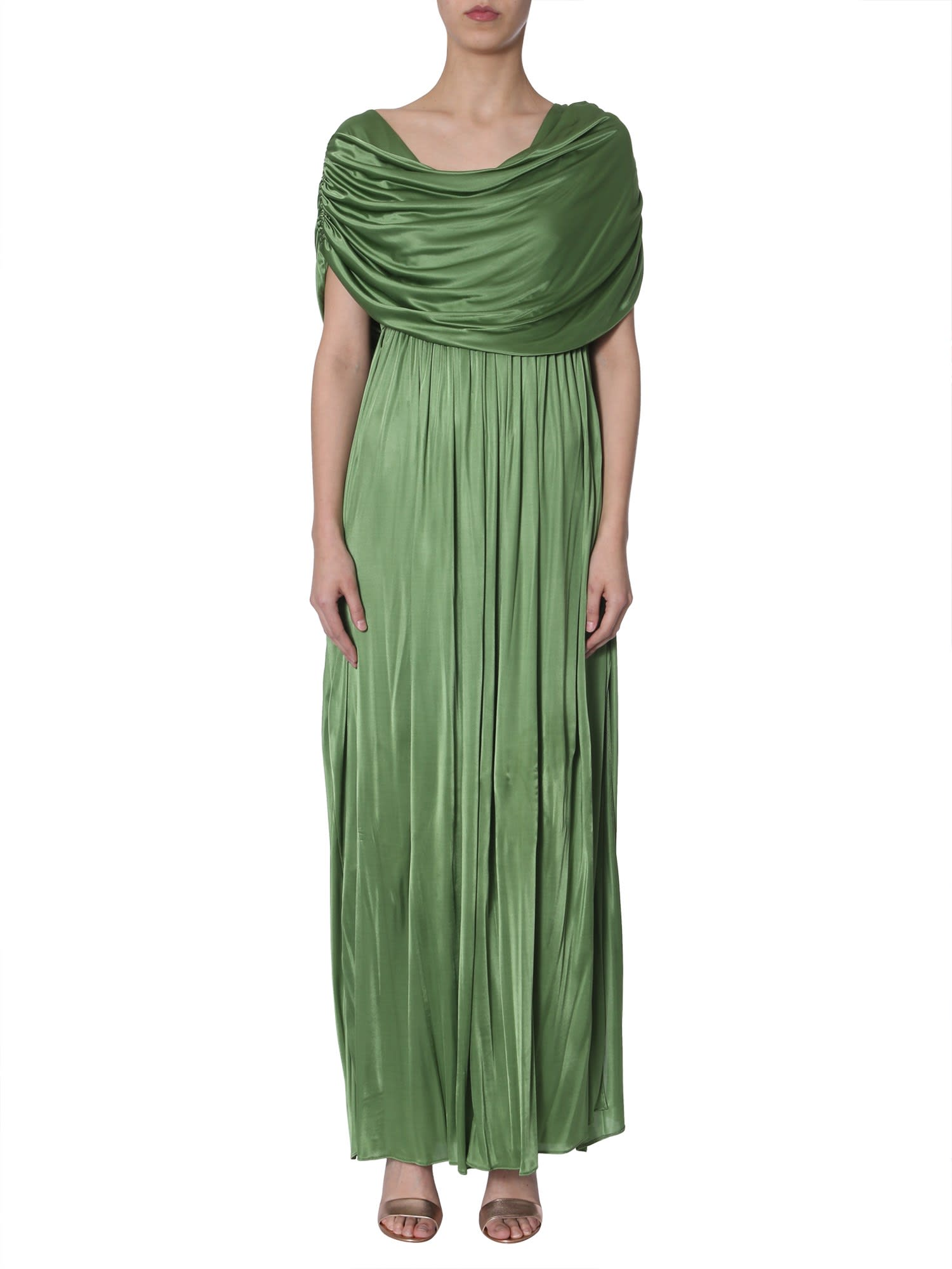 Lanvin Maxi Dress