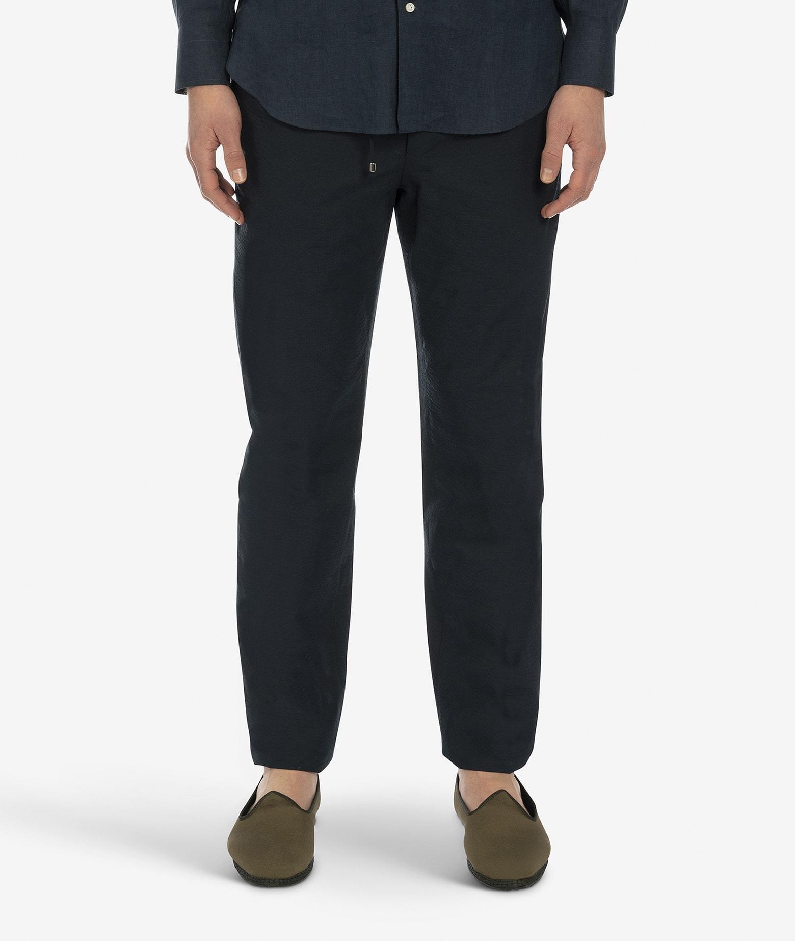 Trousers d20 Seersucker