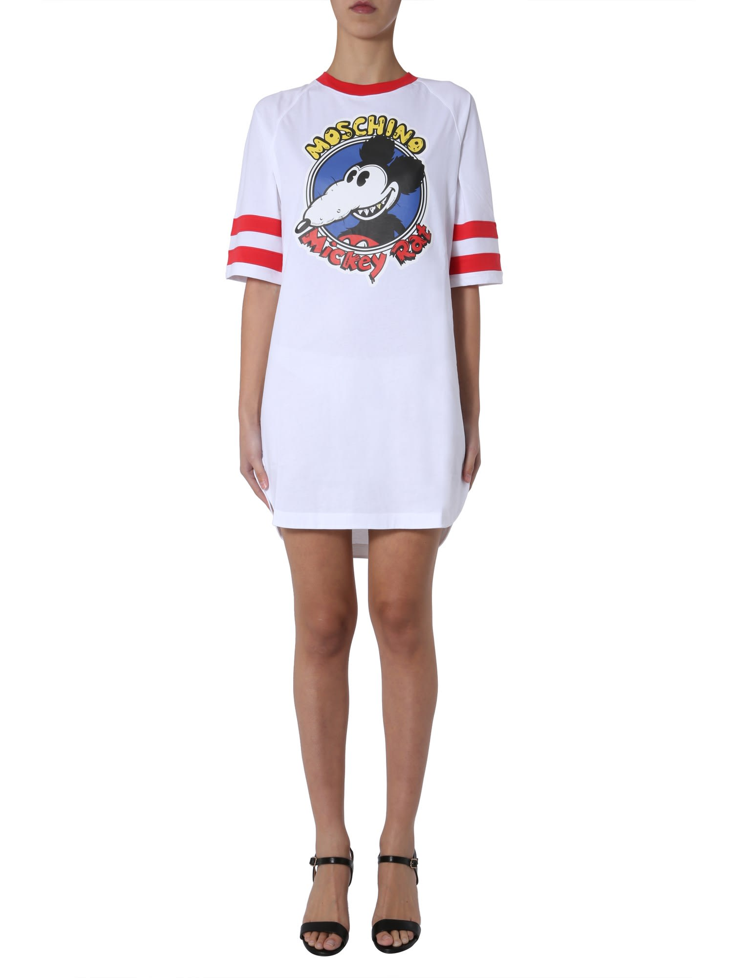 Buy Moschino Chinese New Year Dress online, shop Moschino with free shipping