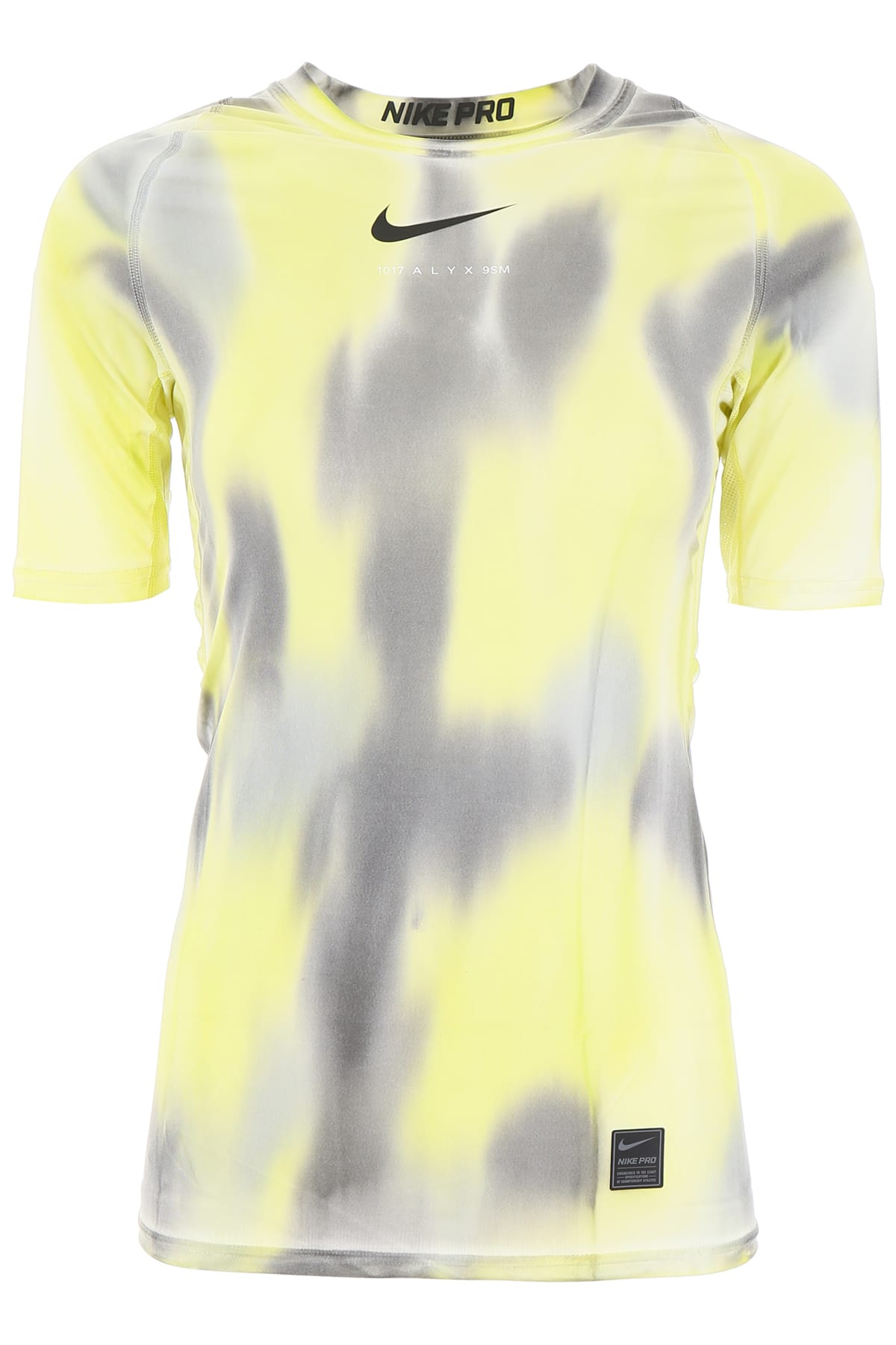 8427b859b71 Alyx Alyx Nike Logo T-shirt - NEON CAMO (Grey) - 10924495   italist
