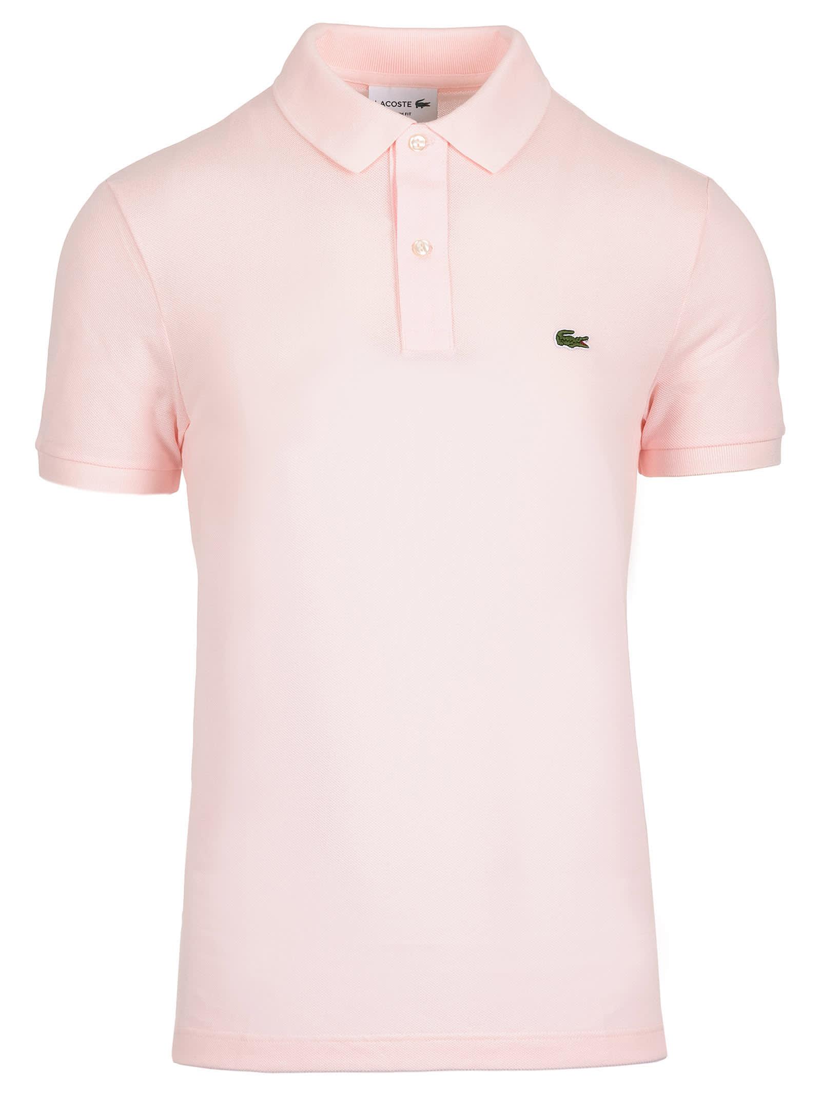 newest 95dc0 08fa4 Lacoste Cotton Polo