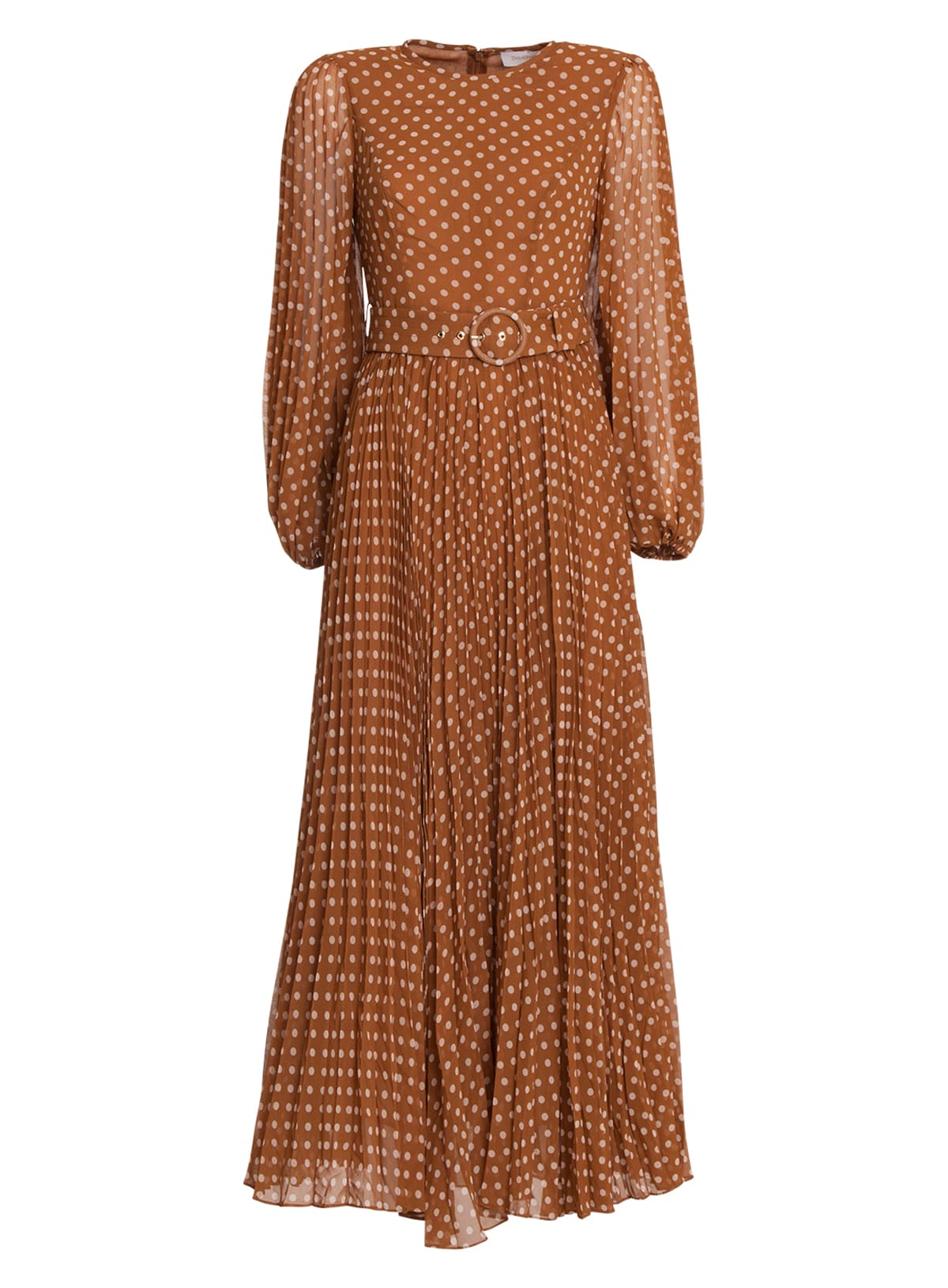 Zimmermann Espionage Sunray Track Dress