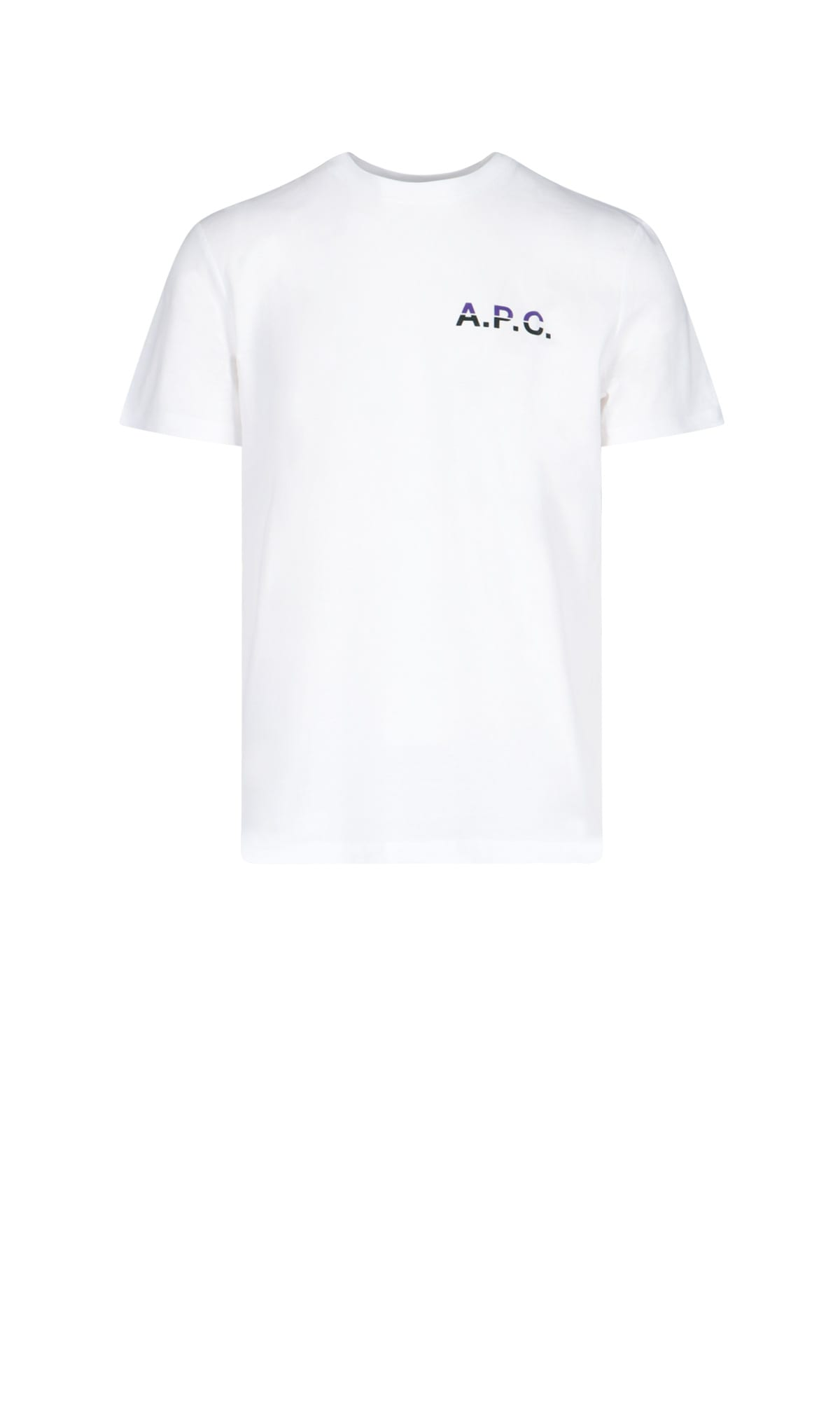 Fashion Style A.p.c. Short Sleeve T-shirt - Top Quality