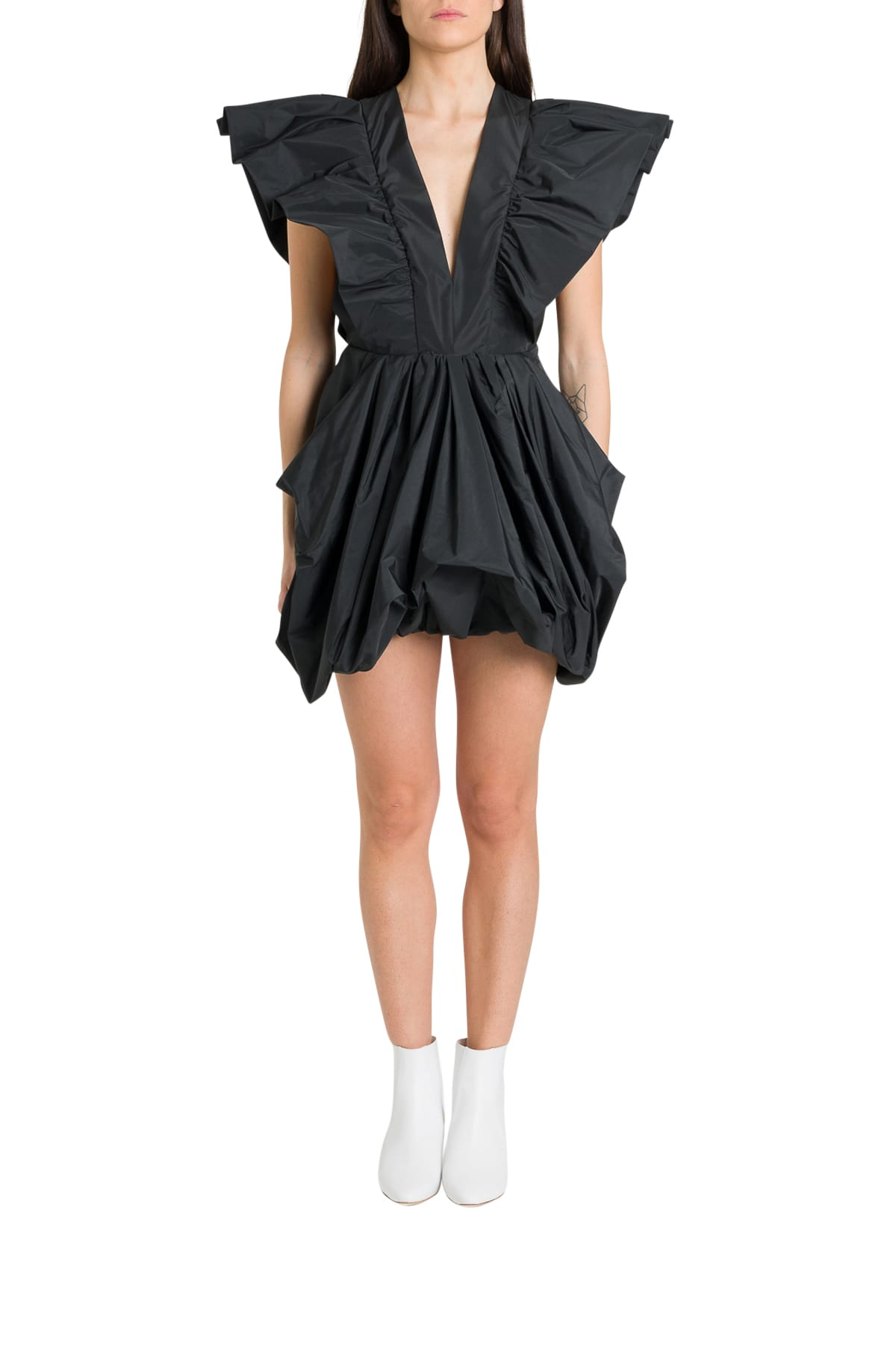 Buy Philosophy di Lorenzo Serafini Butterfly Mini Dress online, shop Philosophy di Lorenzo Serafini with free shipping