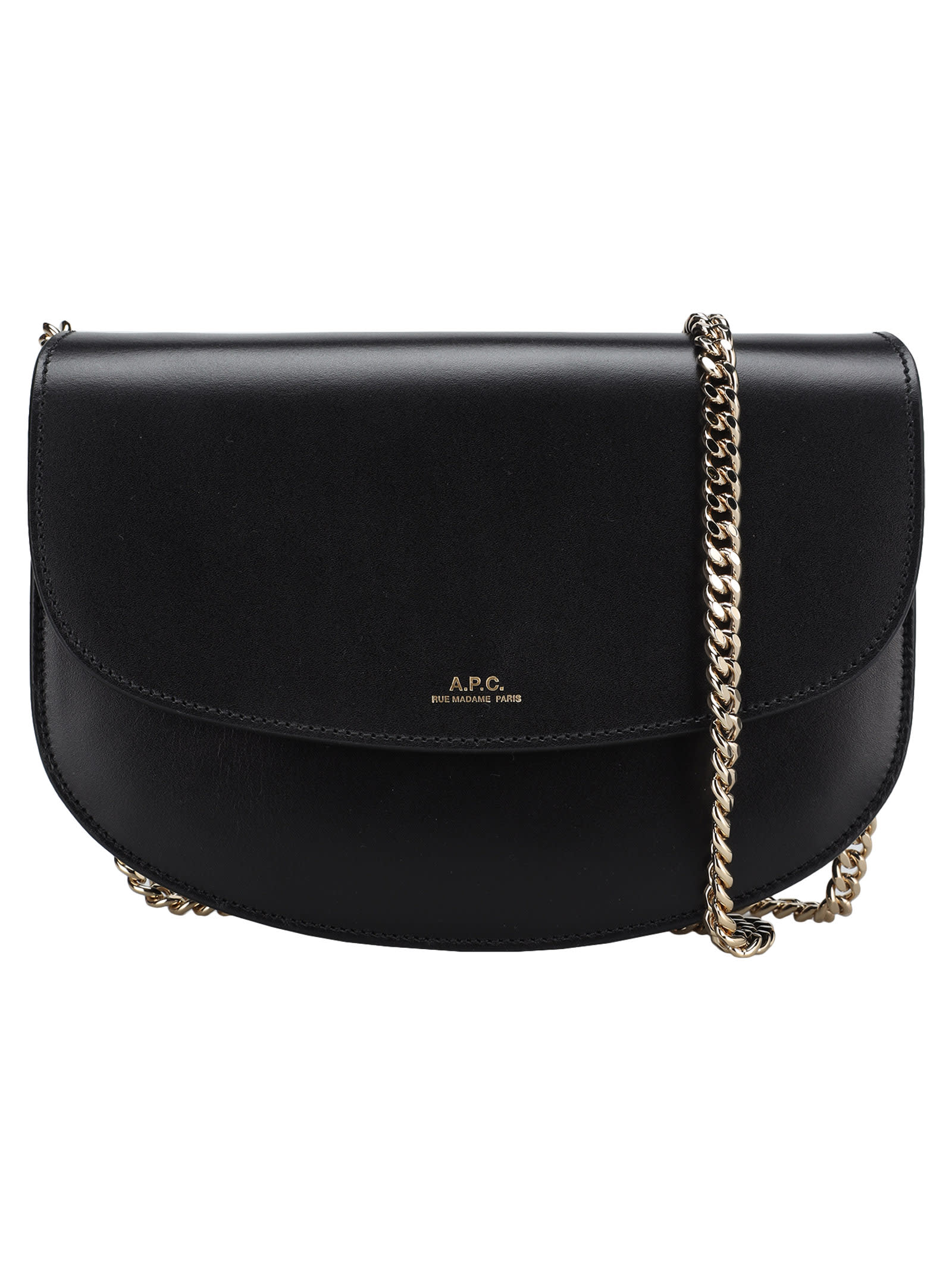 A.p.c. A.P.C. GENÈVE CLUTCH ON CHAIN
