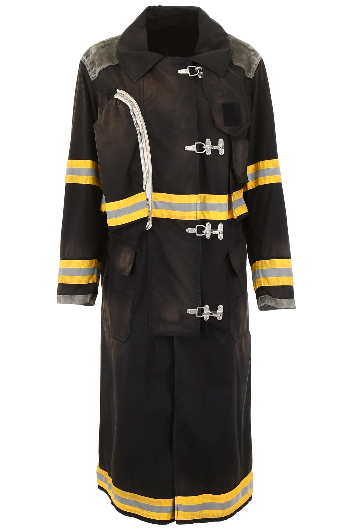 Calvin Klein Fireman Coat