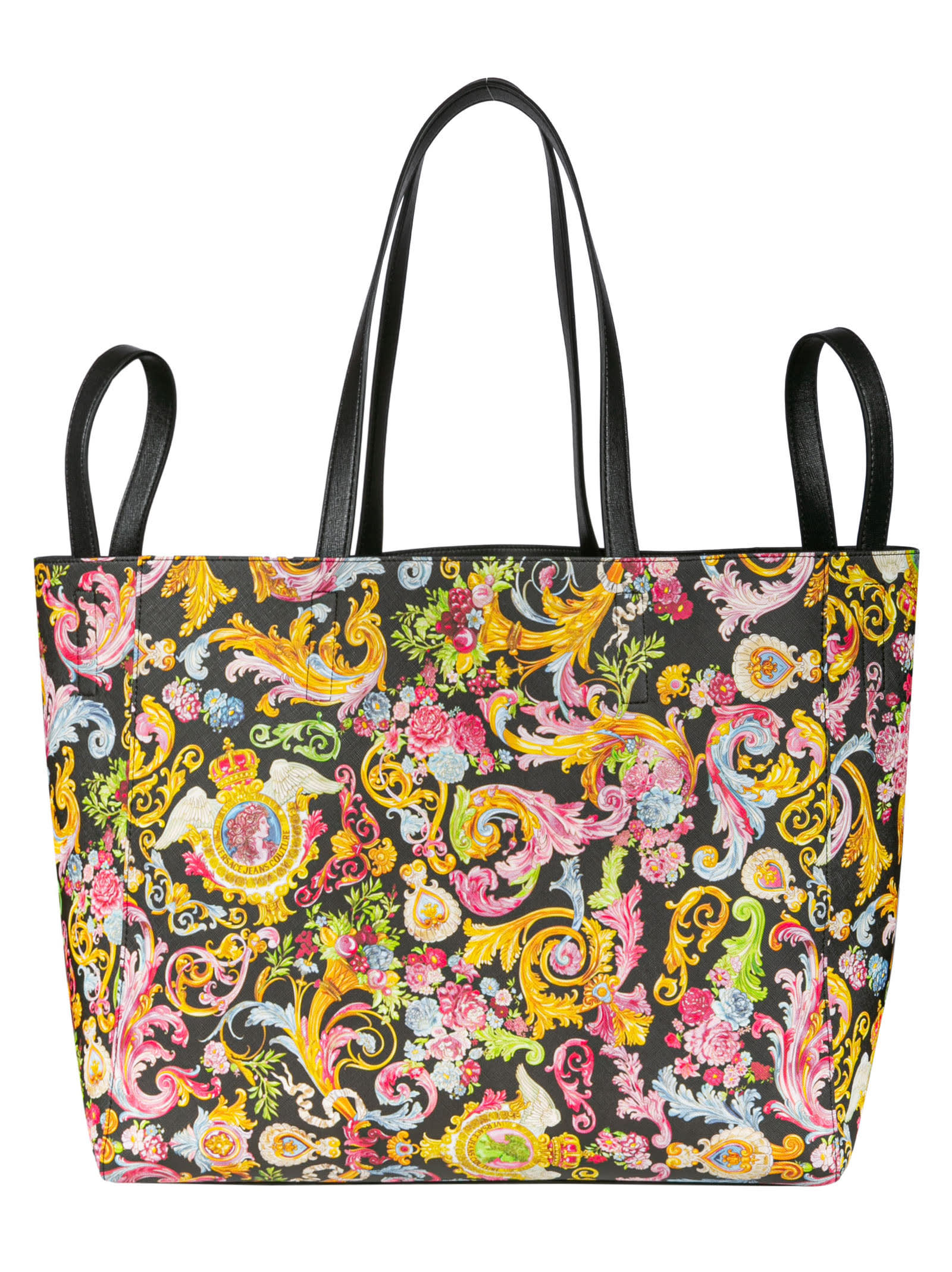 Versace Jeans Couture Totes PRINTED ALL-OVER TOTE
