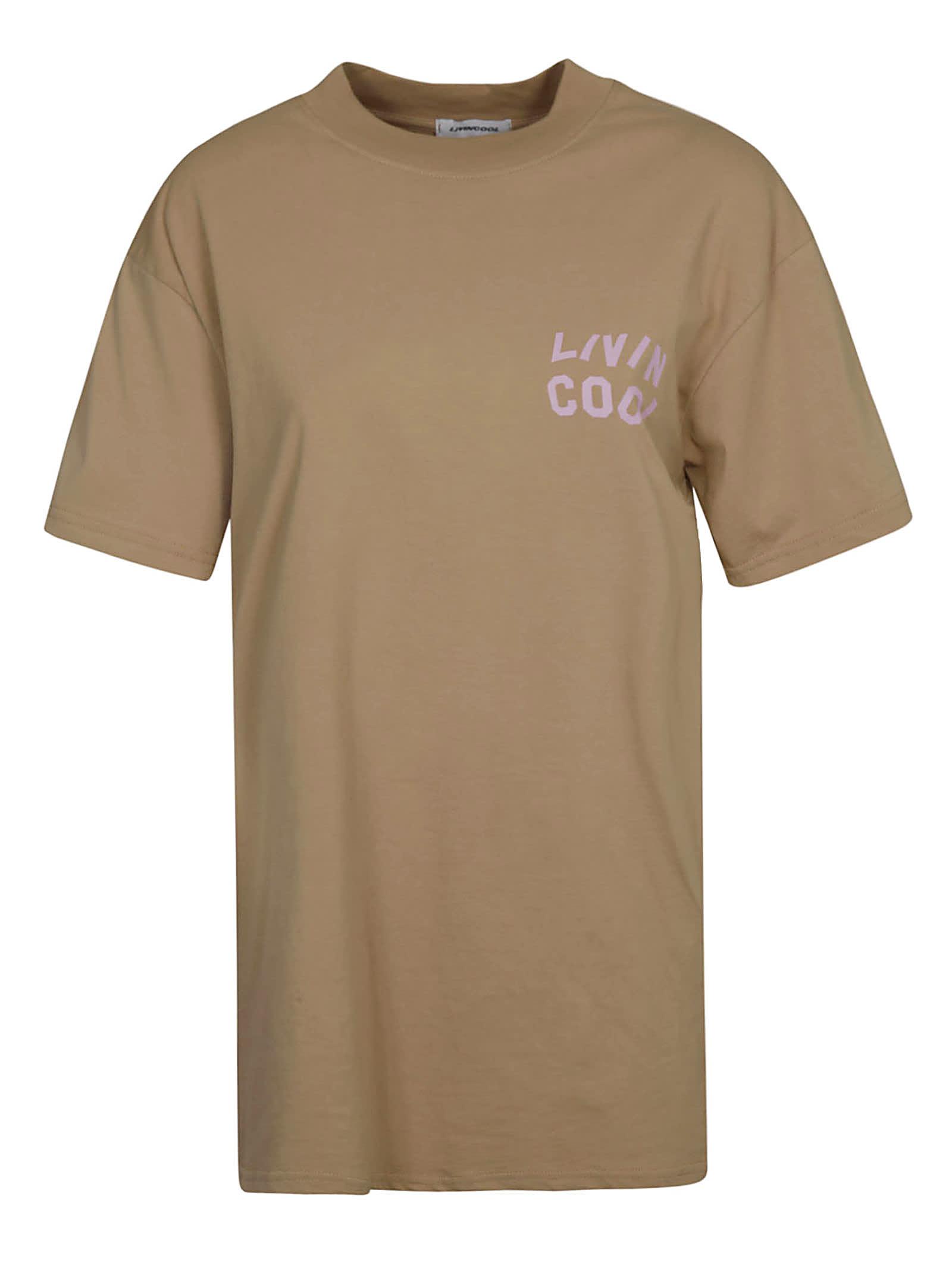 Artwork Pigment Dyed T-shirt