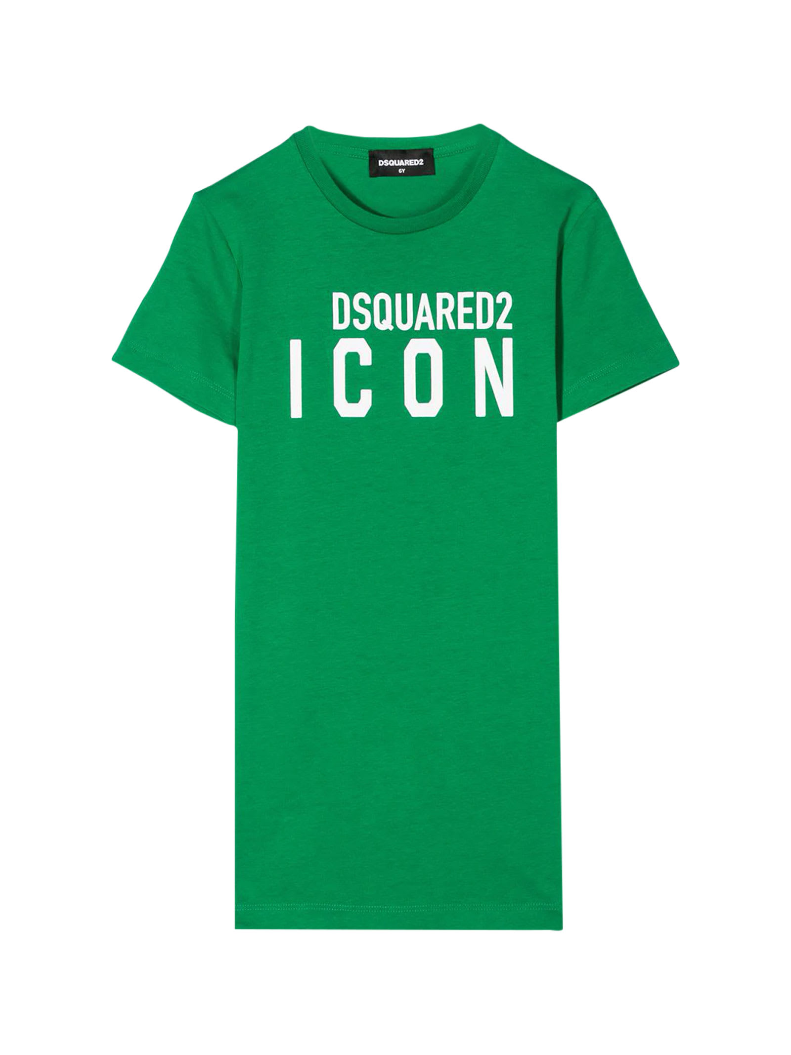 Buy Dsquared2 Green Dress online, shop Dsquared2 with free shipping