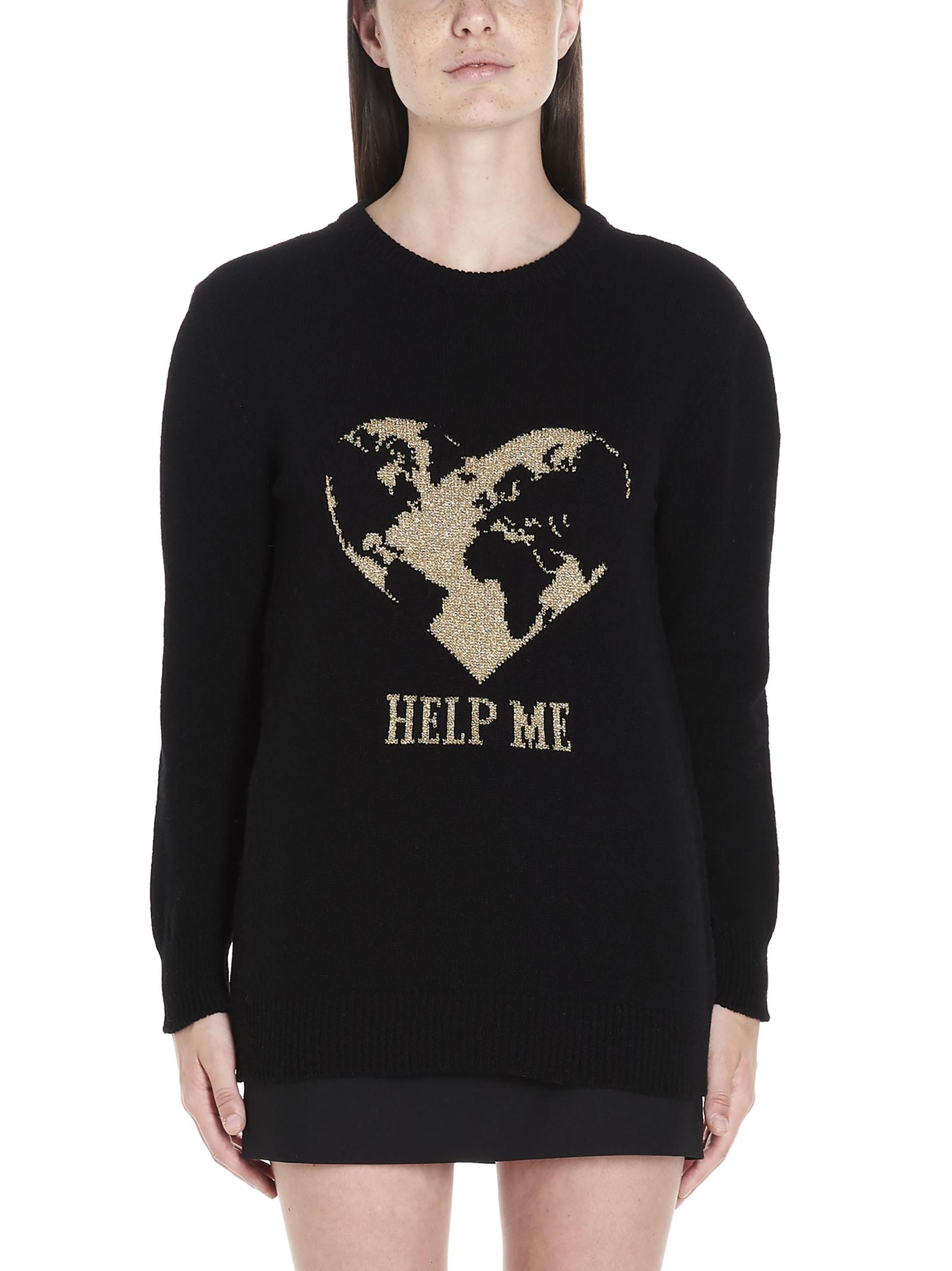 Alberta Ferretti help Me Sweater