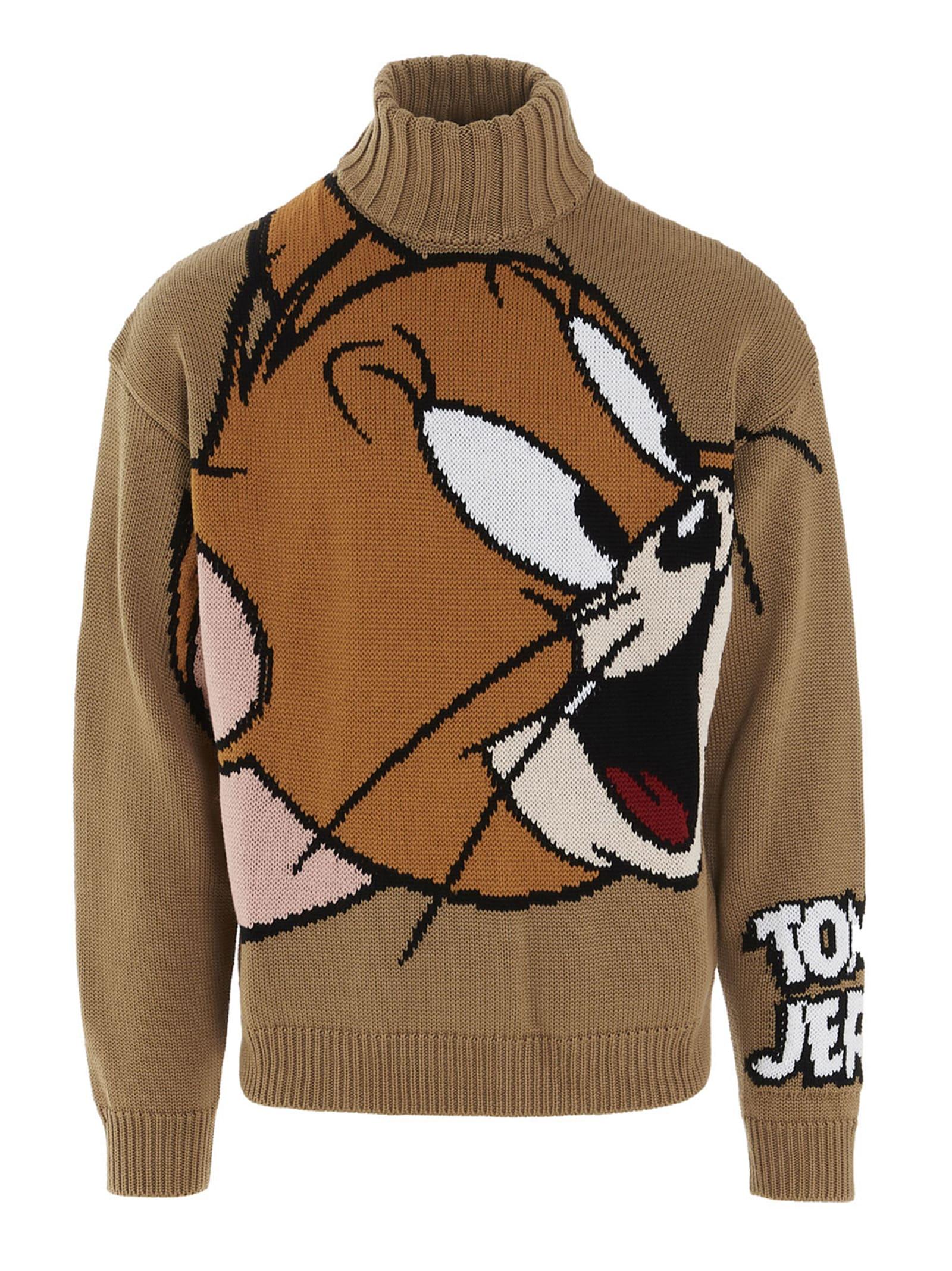 Gcds Sweaters TOM & JERRY SWEATER
