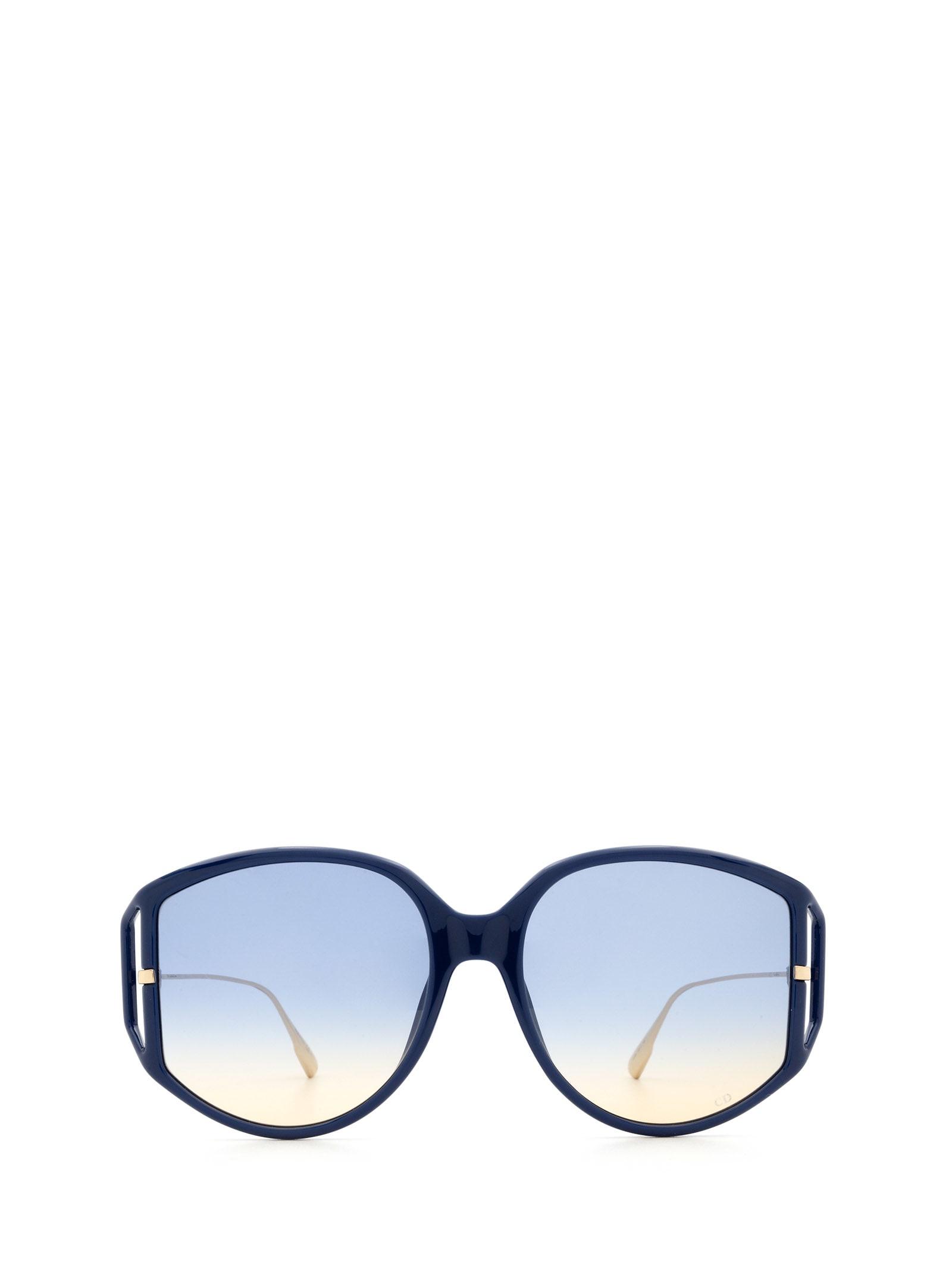 Dior DIRECTION2 BLUE SUNGLASSES