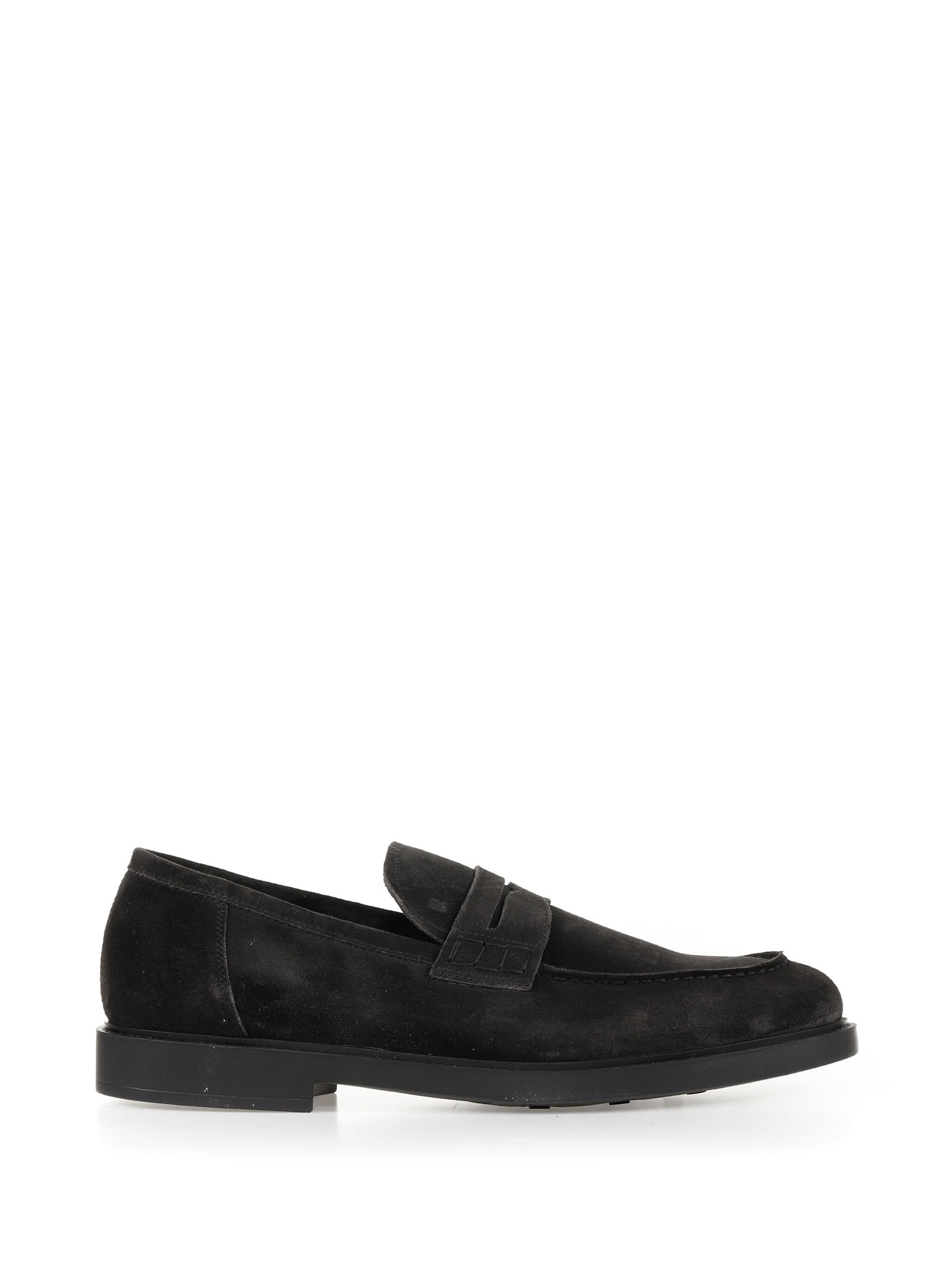 Loafer In Suede