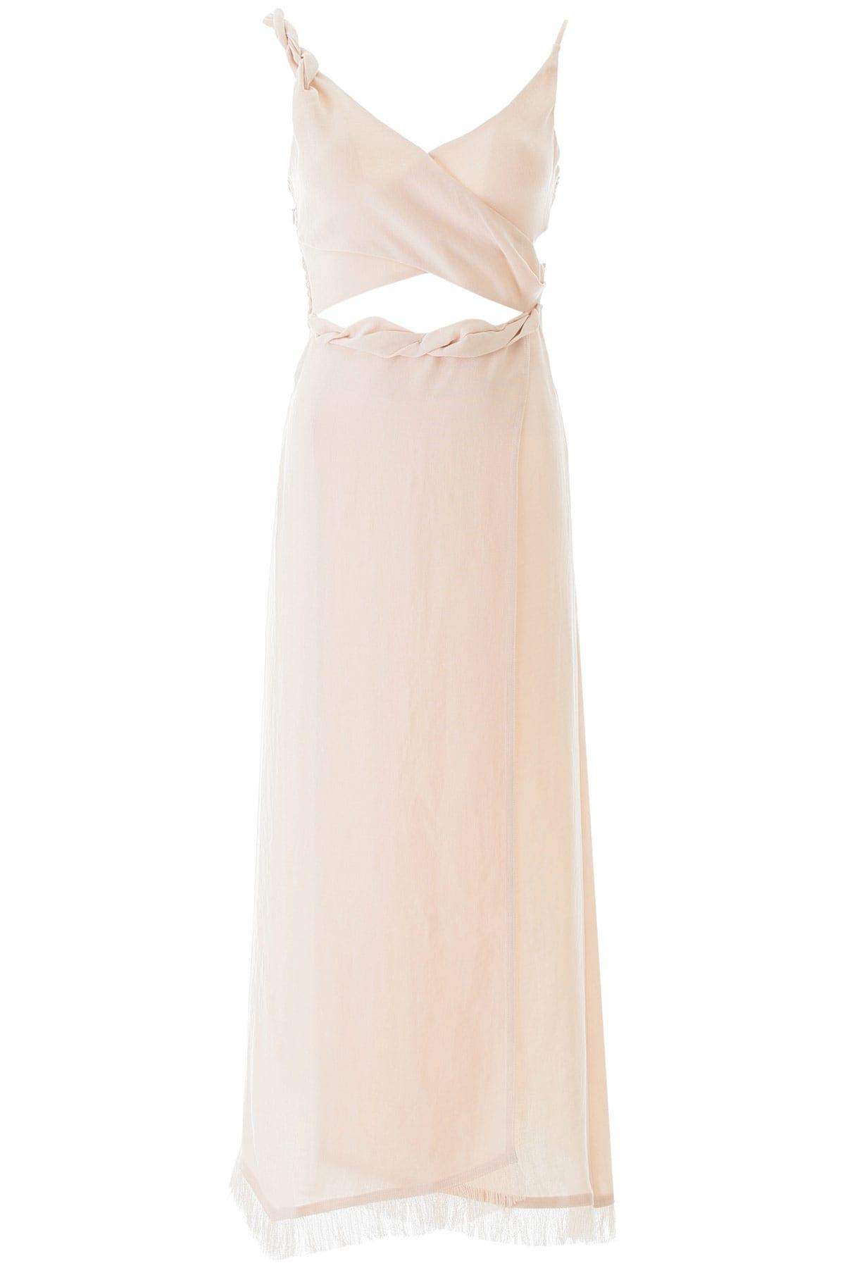 Nanushka Sloan Long Dress