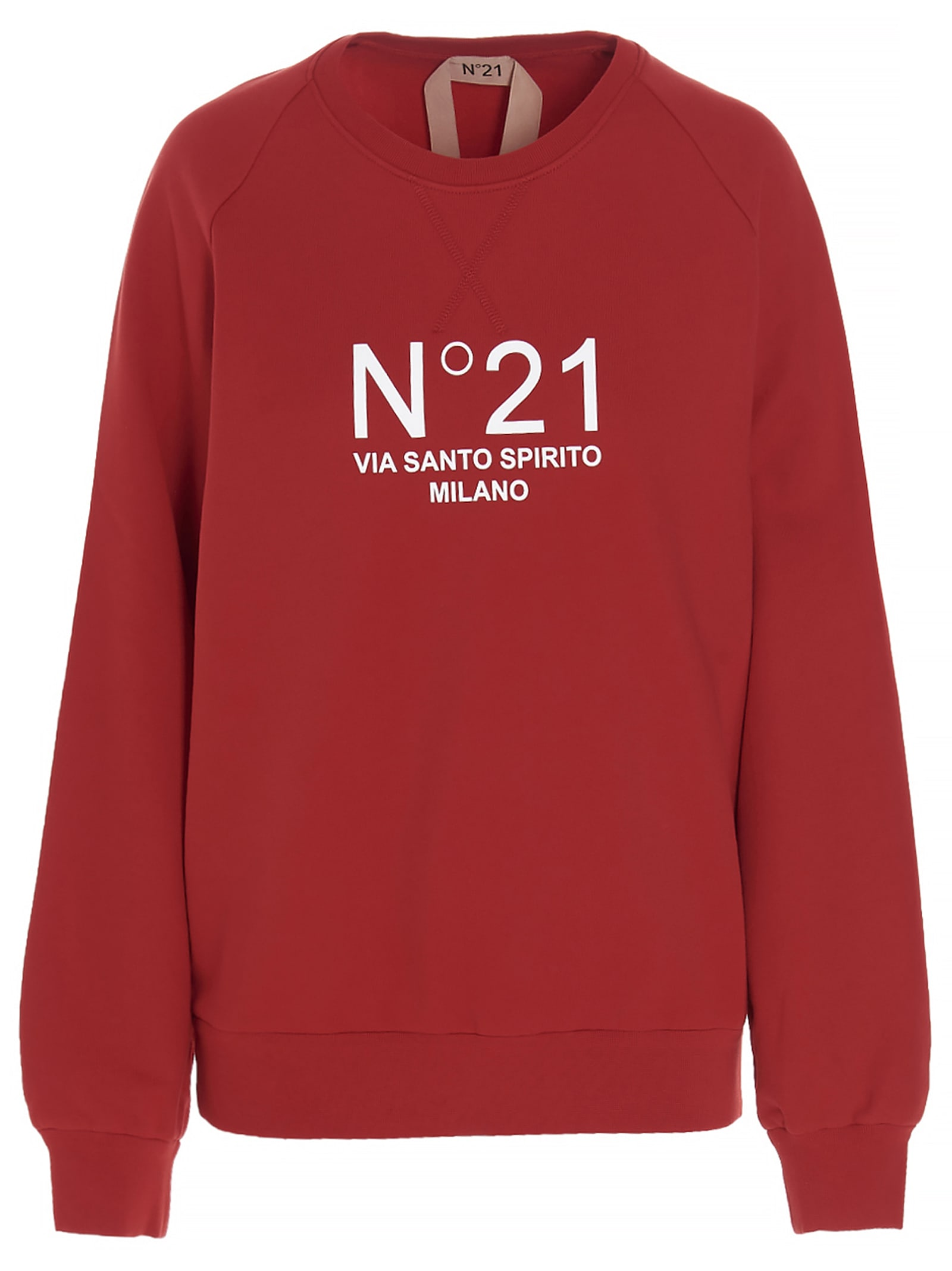 N°21 Cottons N21 SANTO SPIRITO SWEATSHIRT