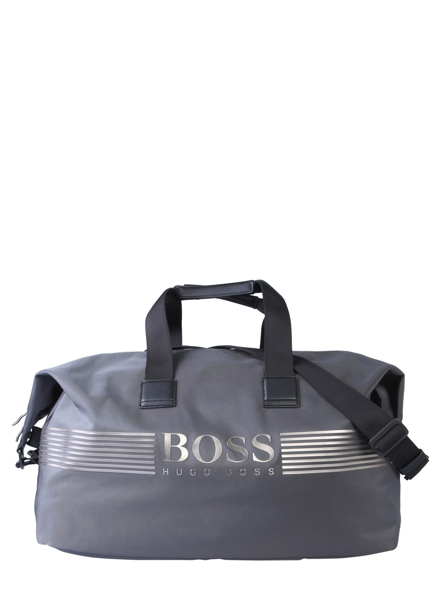 new products big discount sold worldwide Hugo Boss Hugo Boss Pixel Bag - GRIGIO - 11080638 | italist