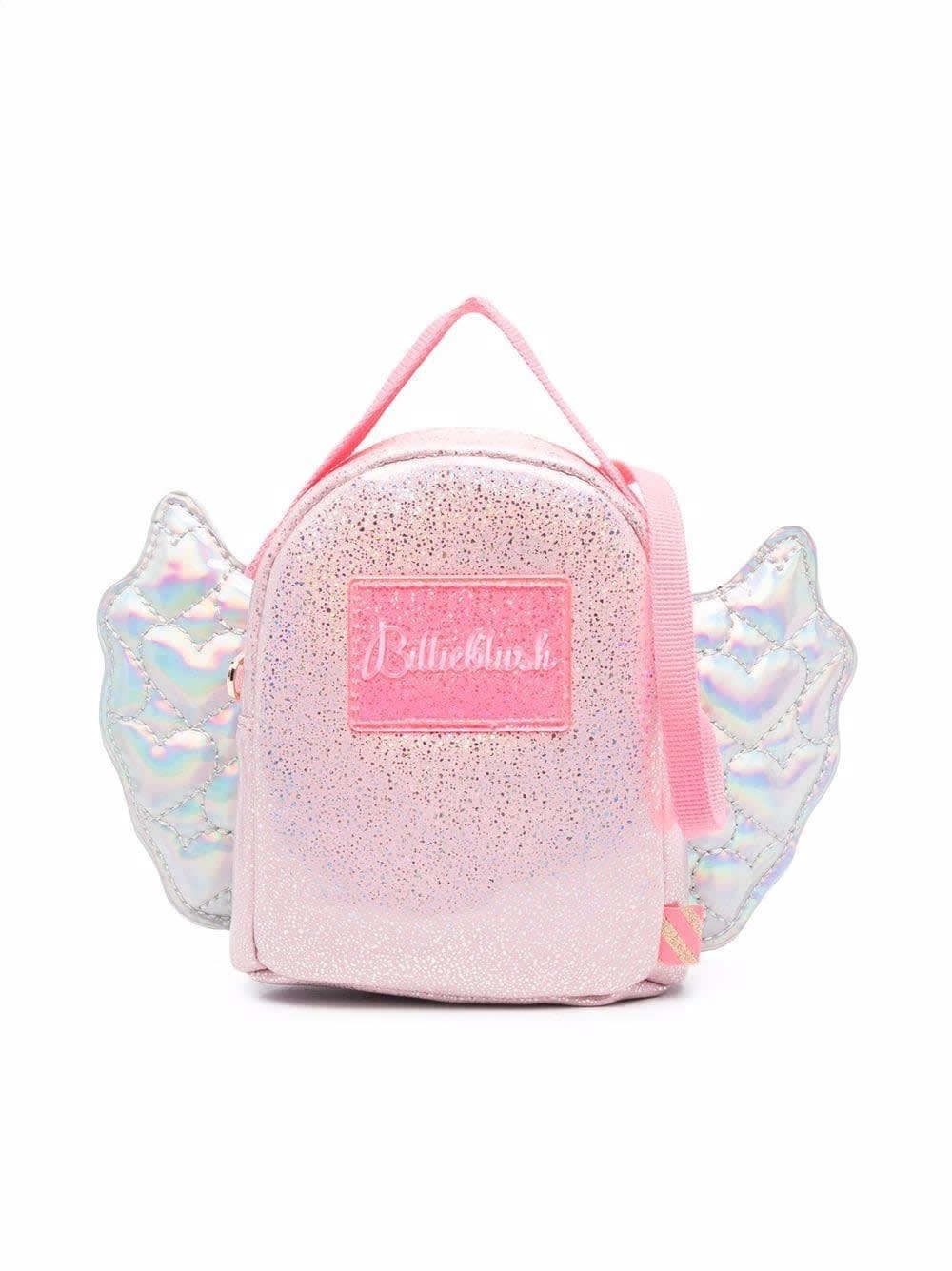 Little Girl Backpack Bag With Wings