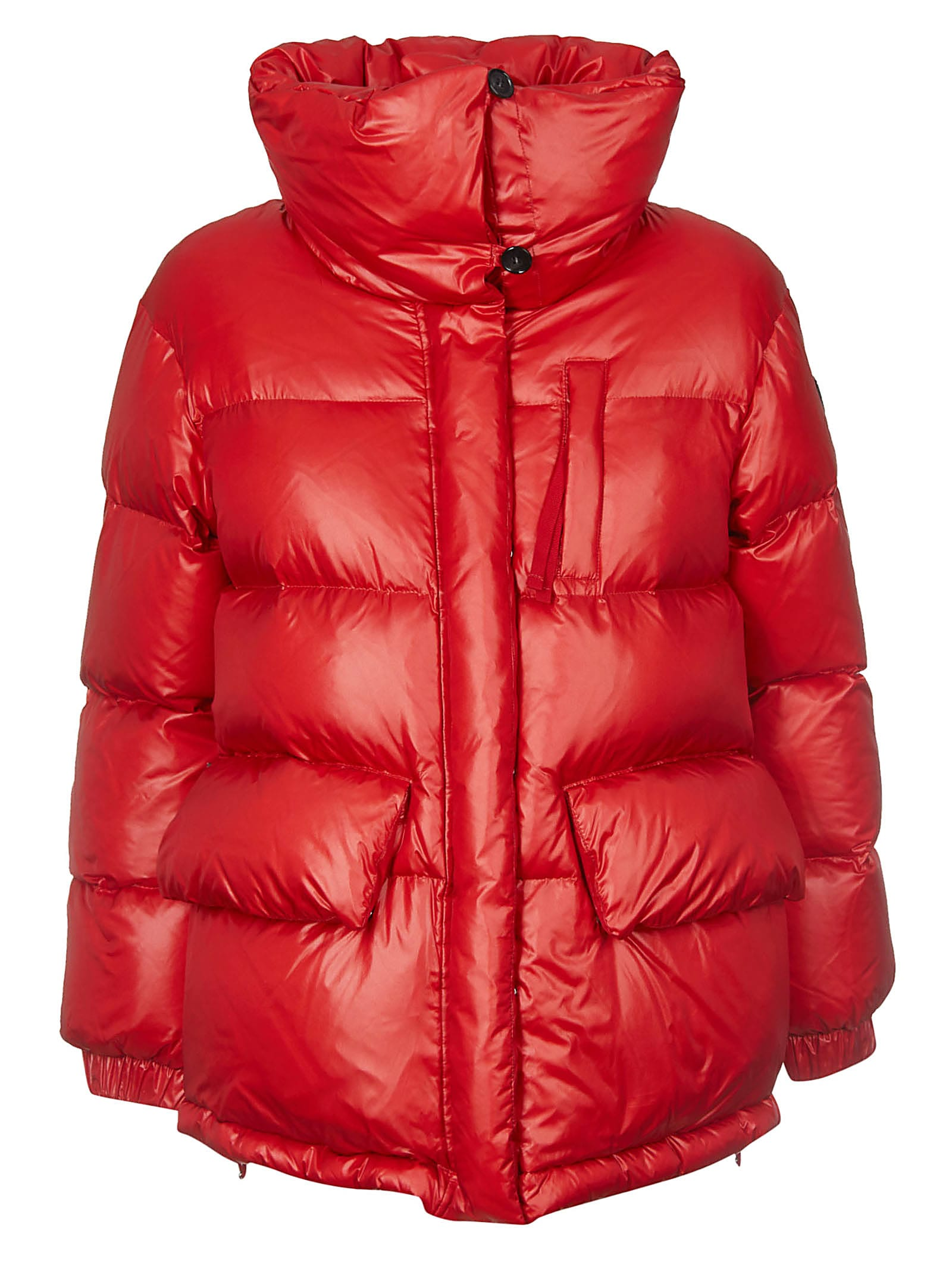 Woolrich Funnel Neck Padded Jacket