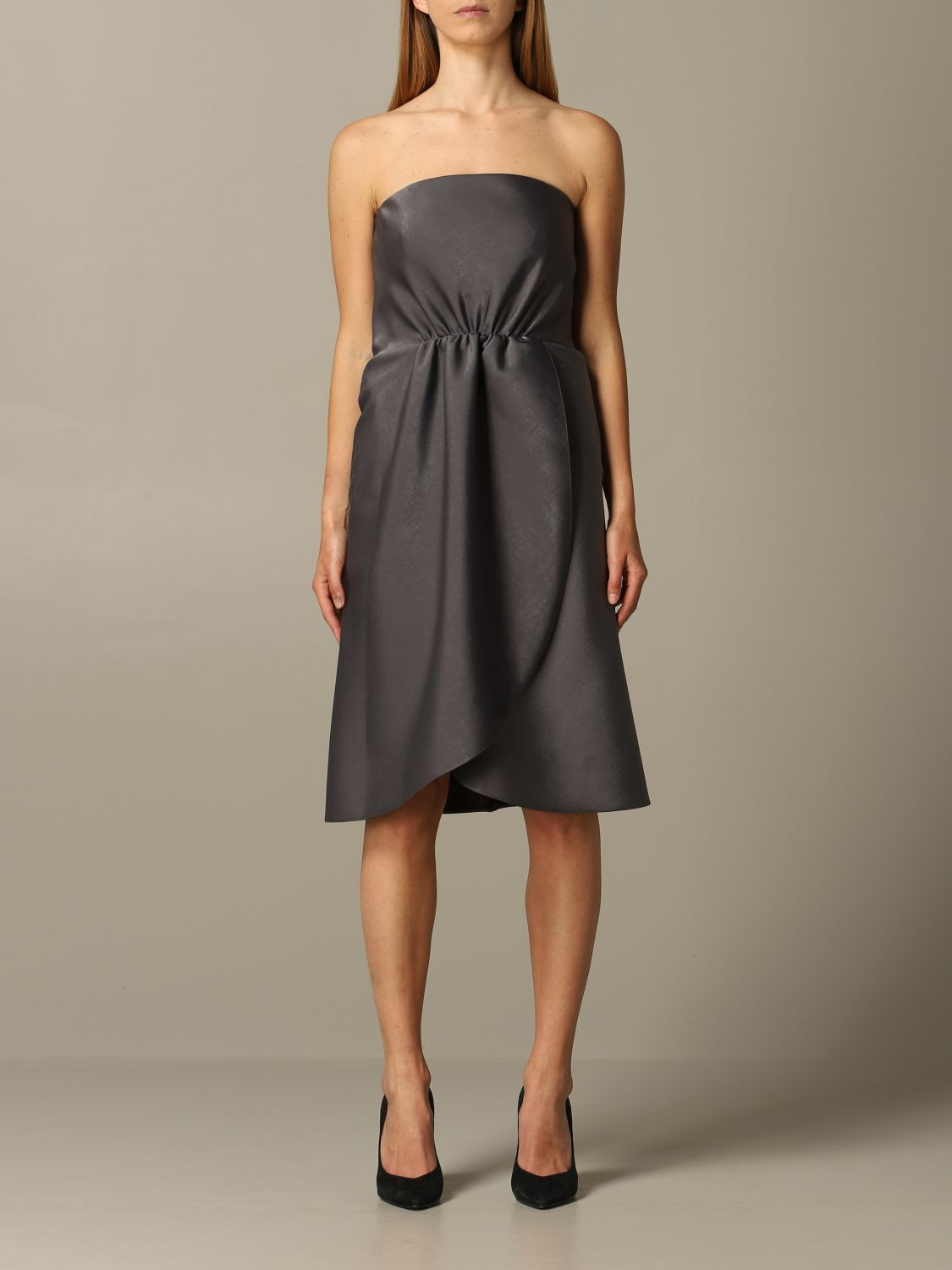 Buy Giorgio Armani Dress Dress Women Giorgio Armani online, shop Giorgio Armani with free shipping