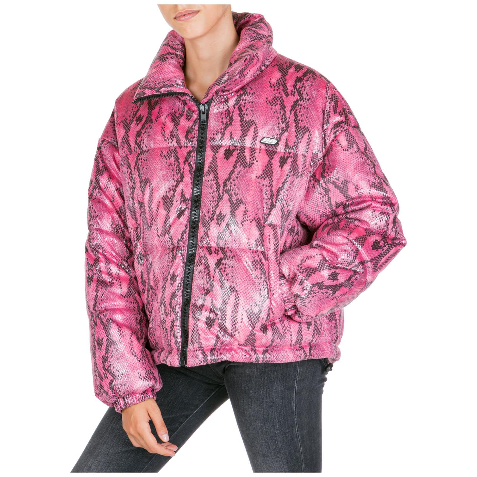 MSGM Outerwear Down Jacket Blouson
