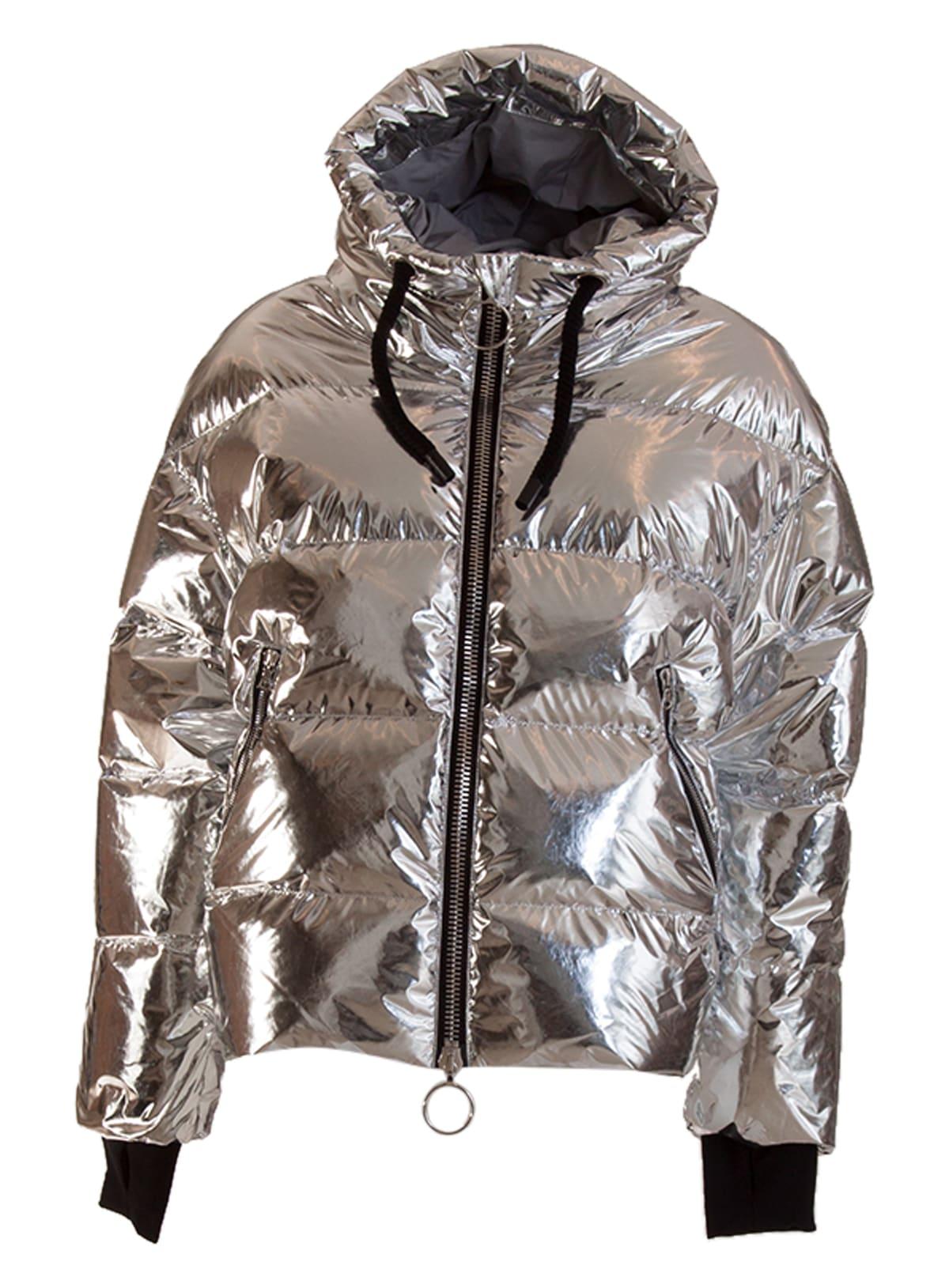 Ienki Ienki Dunno Jacket Supreme Silver