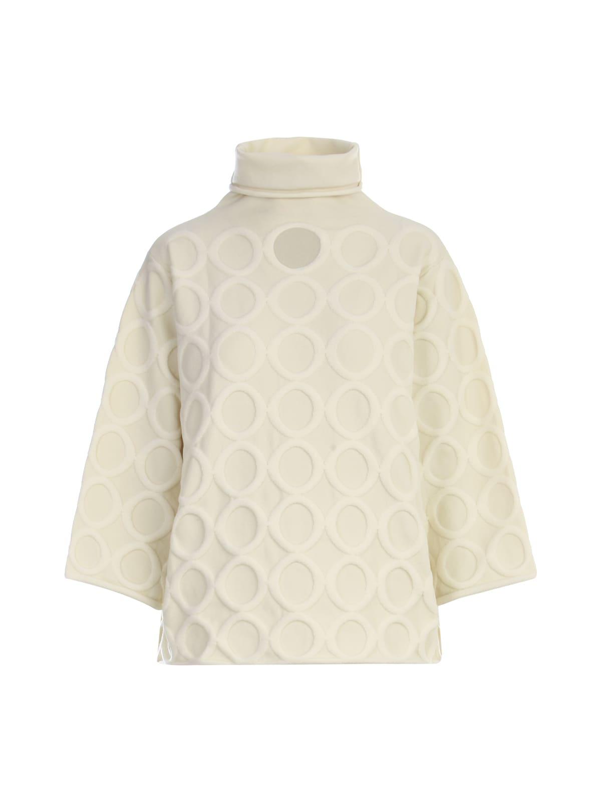 Sweater W/rings