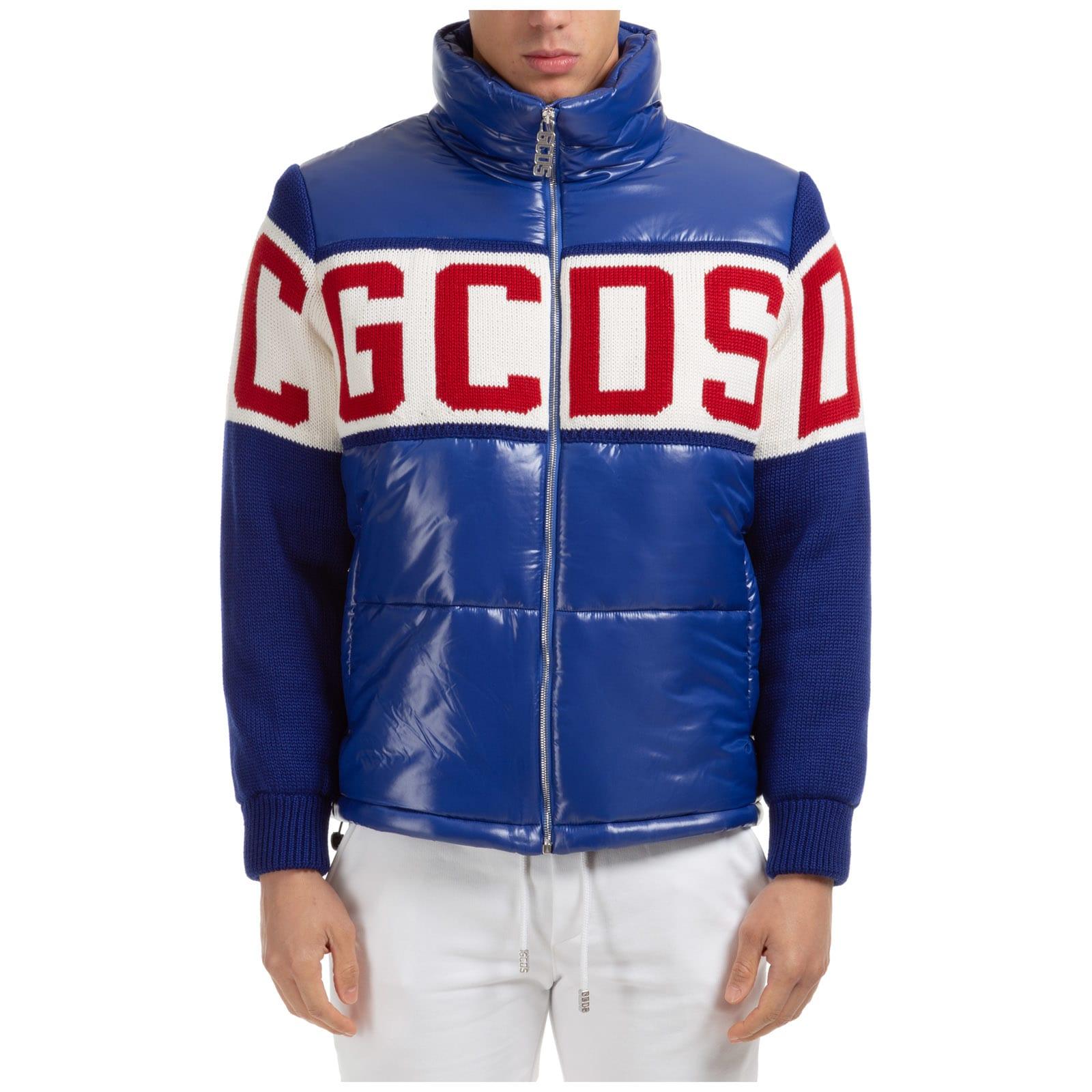 GCDS GCDS BAND LOGO JACKET