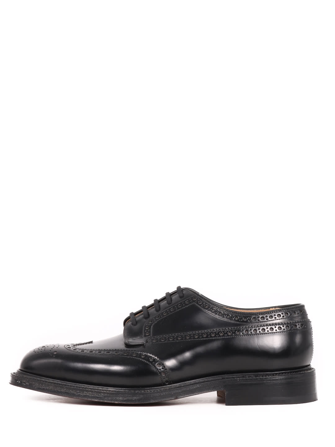 Church's LACE-UP LEATHER SHOE