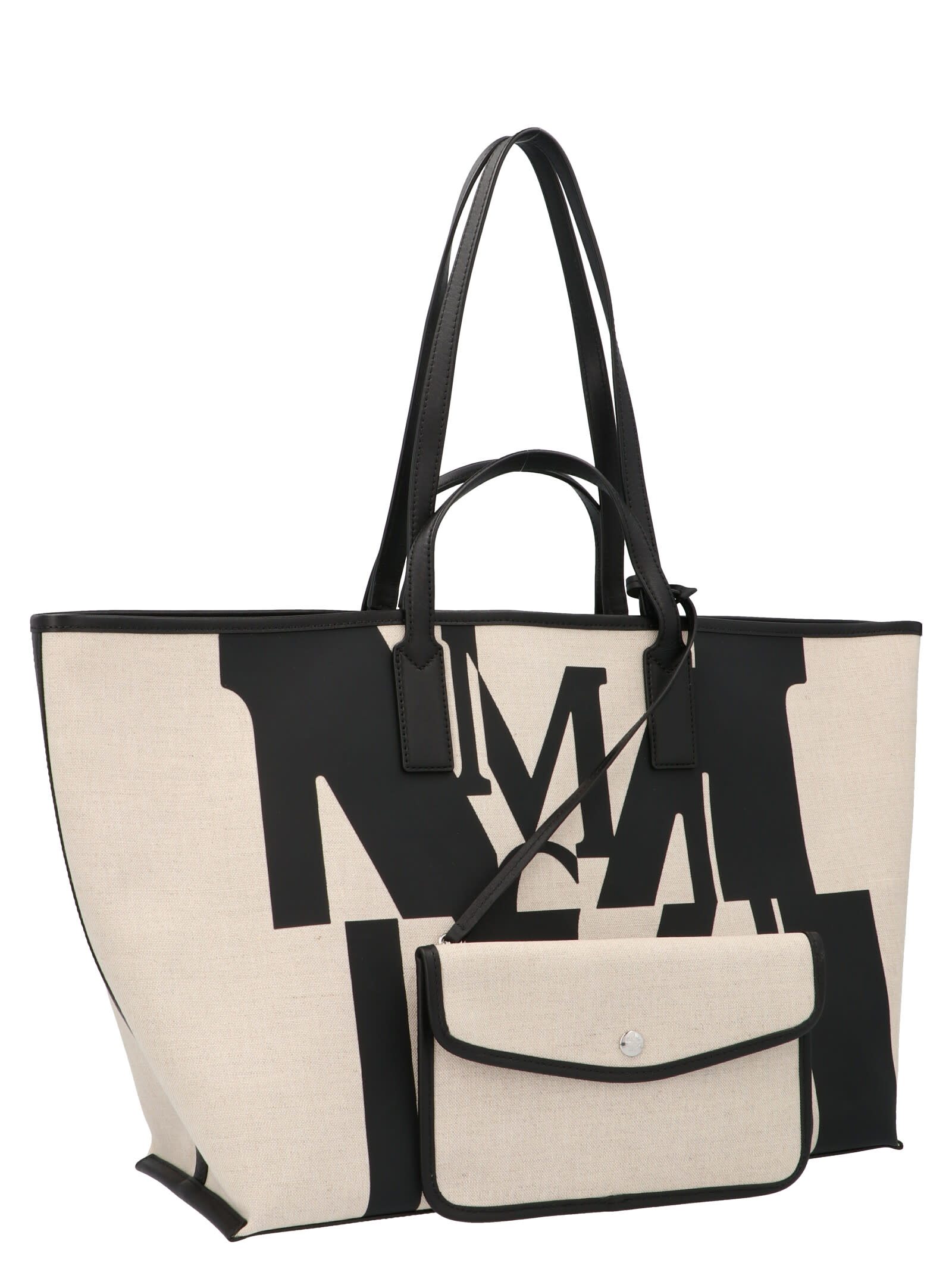Mcm MCM LOGO GLITCH BAG