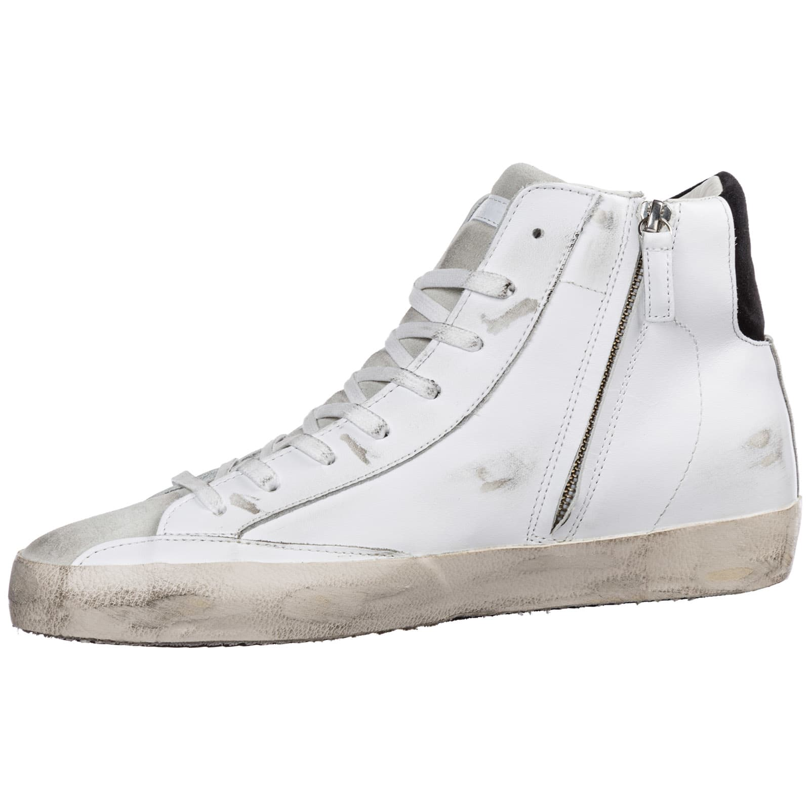 philippe model high top sneakers