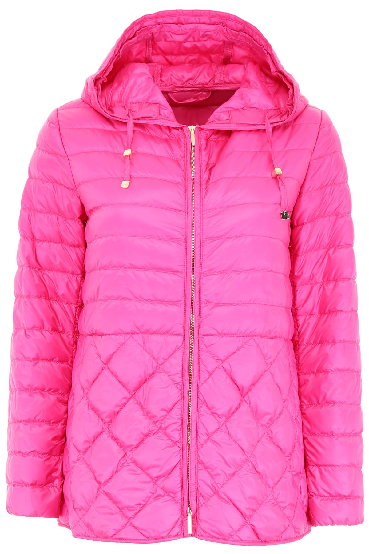 S Max Mara Here is The Cube Quilted Jacket