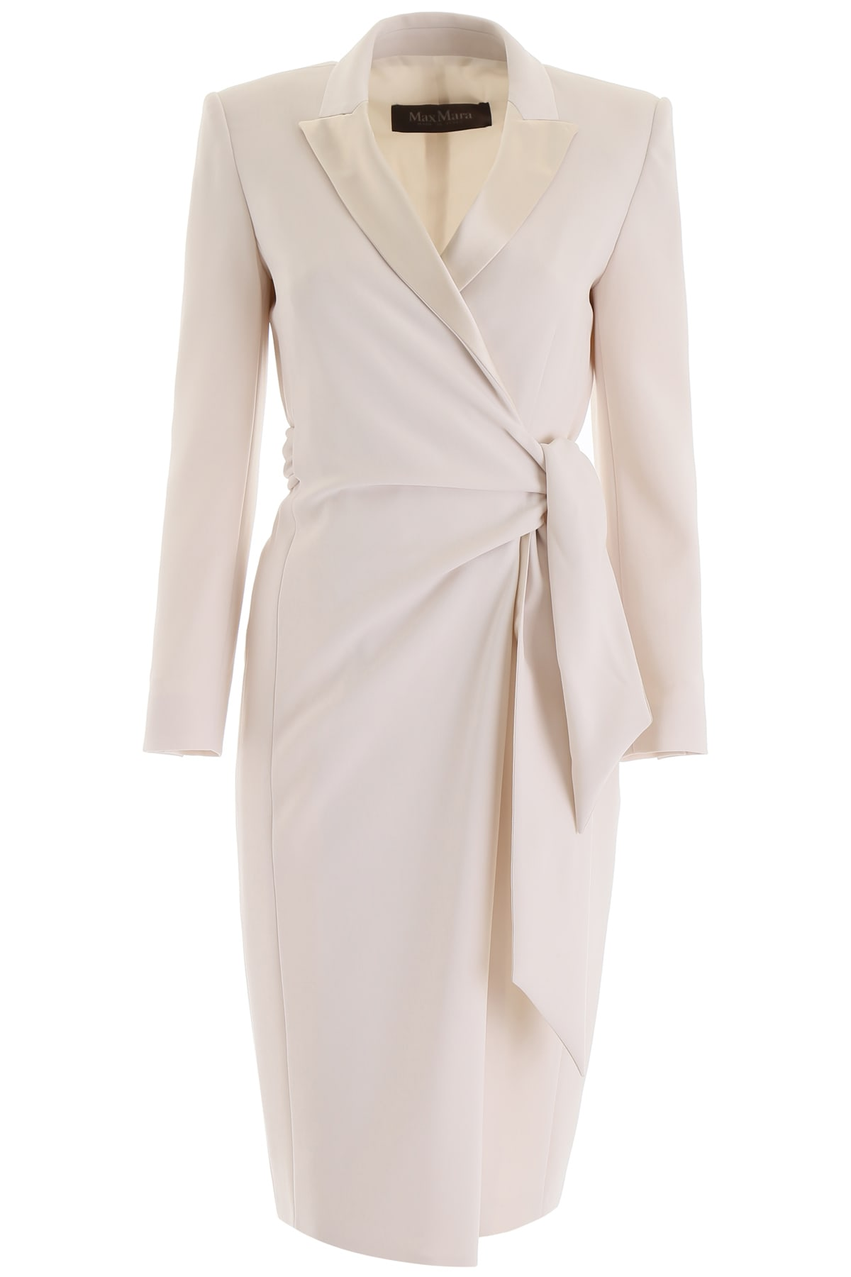 Max Mara Curve Crepe Dress