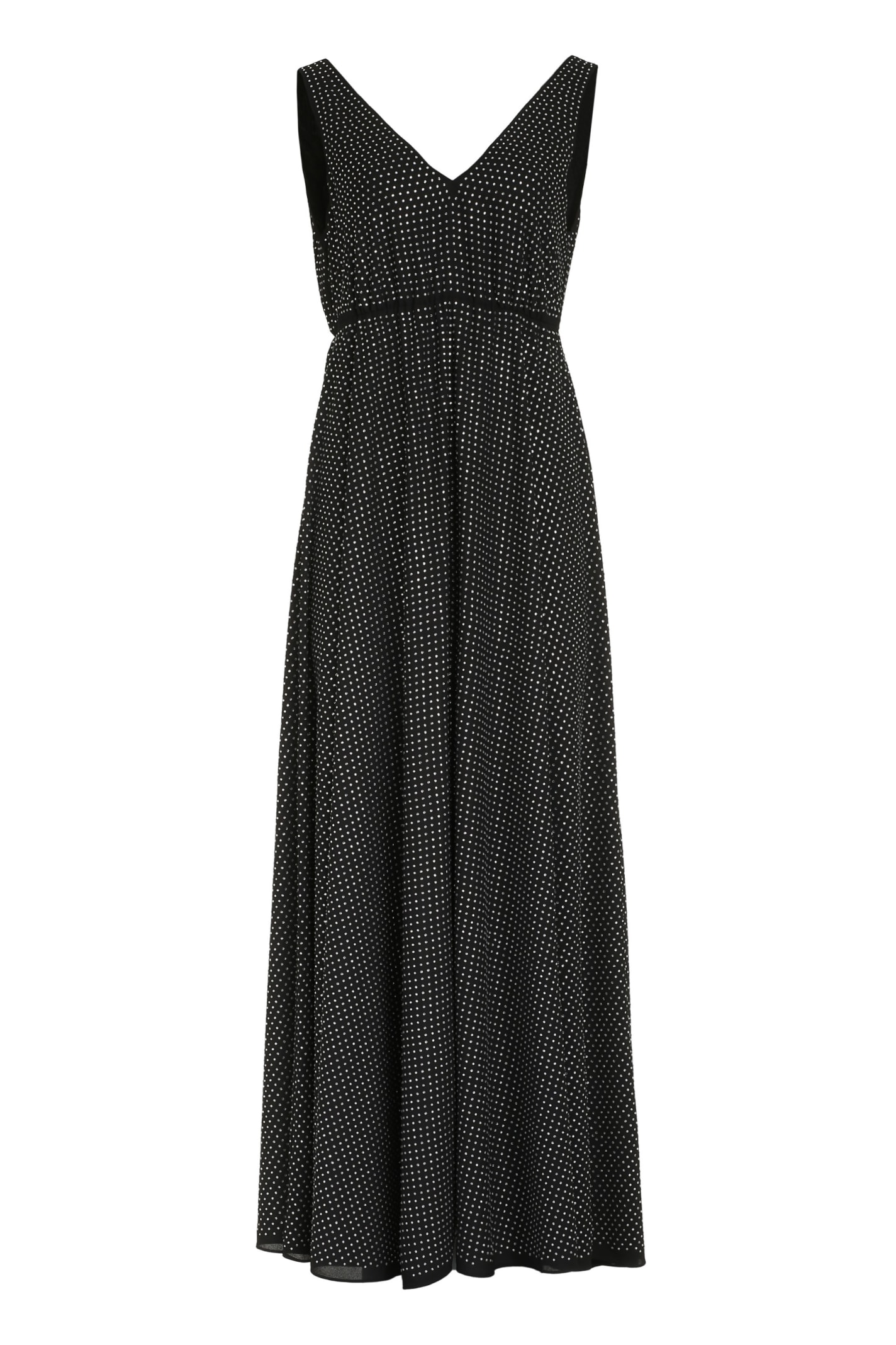 Buy Pinko Freezer Georgette Maxi Dress online, shop Pinko with free shipping
