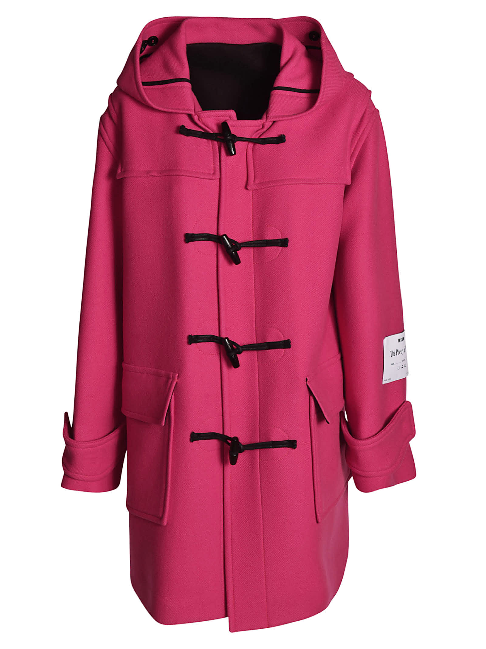 MSGM Classic Duffle Coat