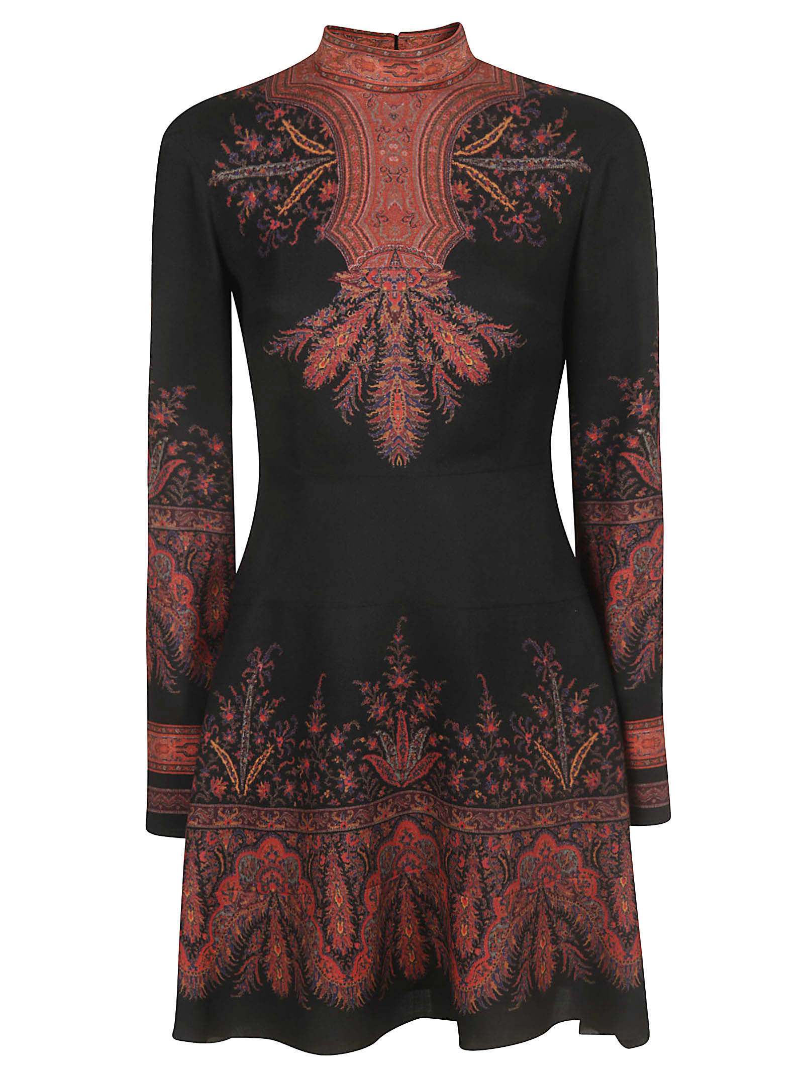 Etro Lindsey Printed Dress