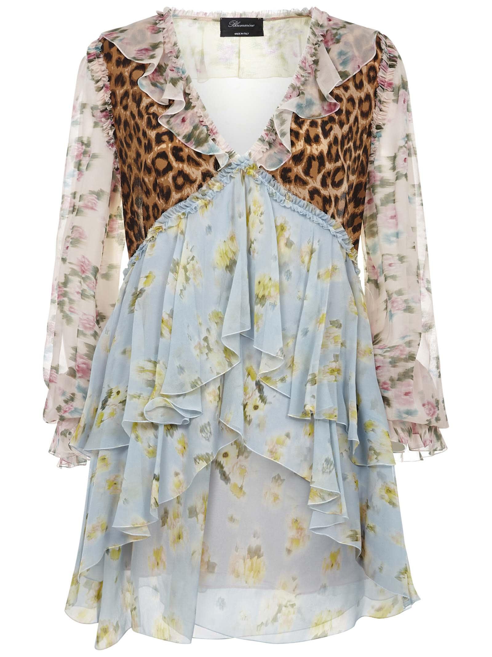 Blumarine Silks DRESS