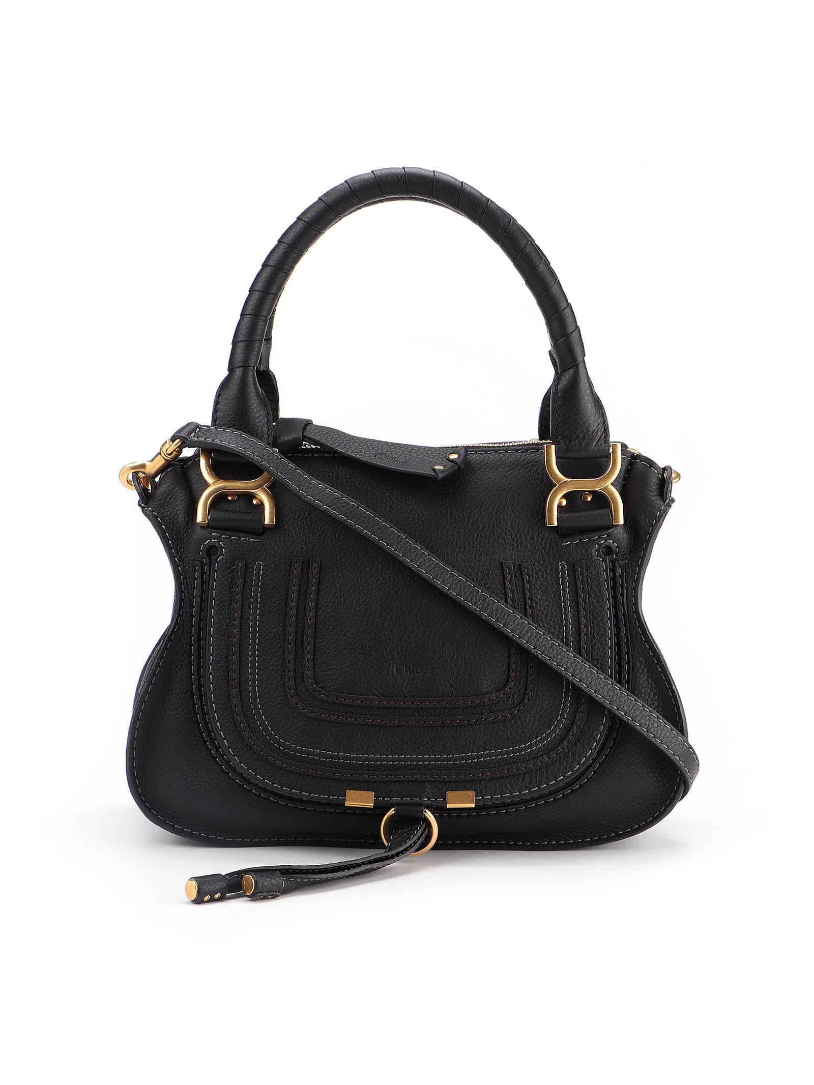 Chloé Marcie Tote Bag from ChloéComposition: Calf Leather Bos Taurus