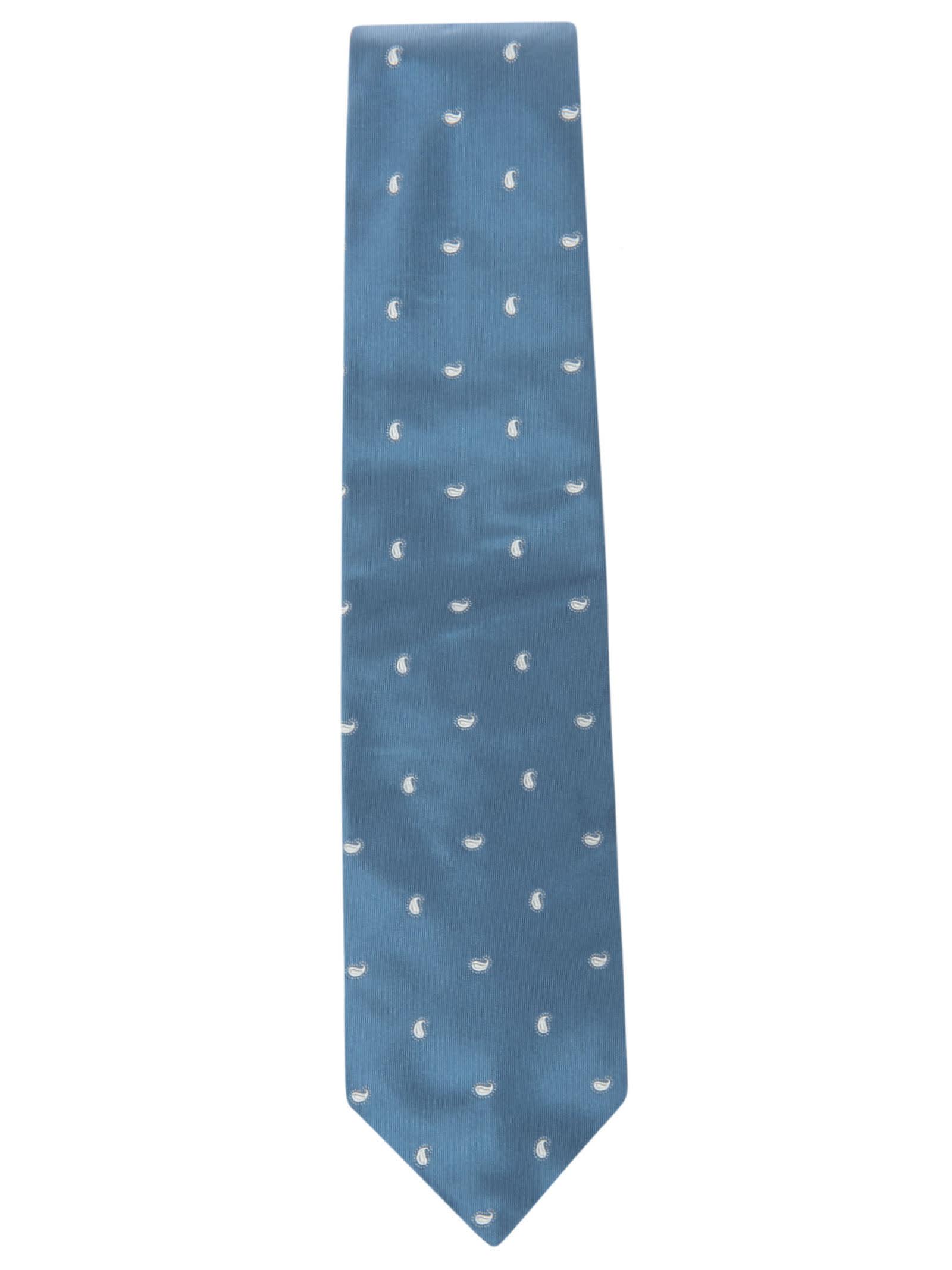 Paisley Print Neck Tie