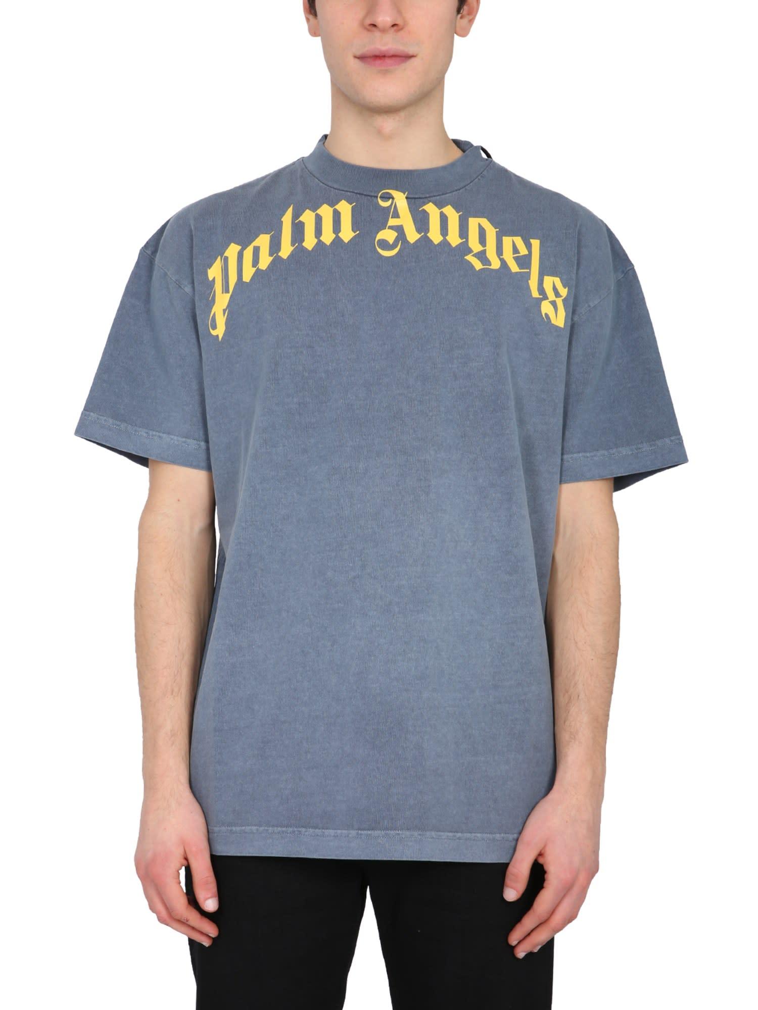 Palm Angels Crew Neck T-shirt