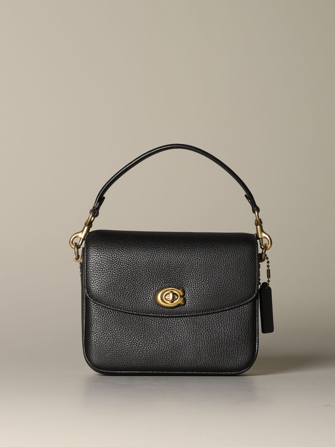 Coach Shoulder Bag Cassie 19 Coach Bag In Textured Leather